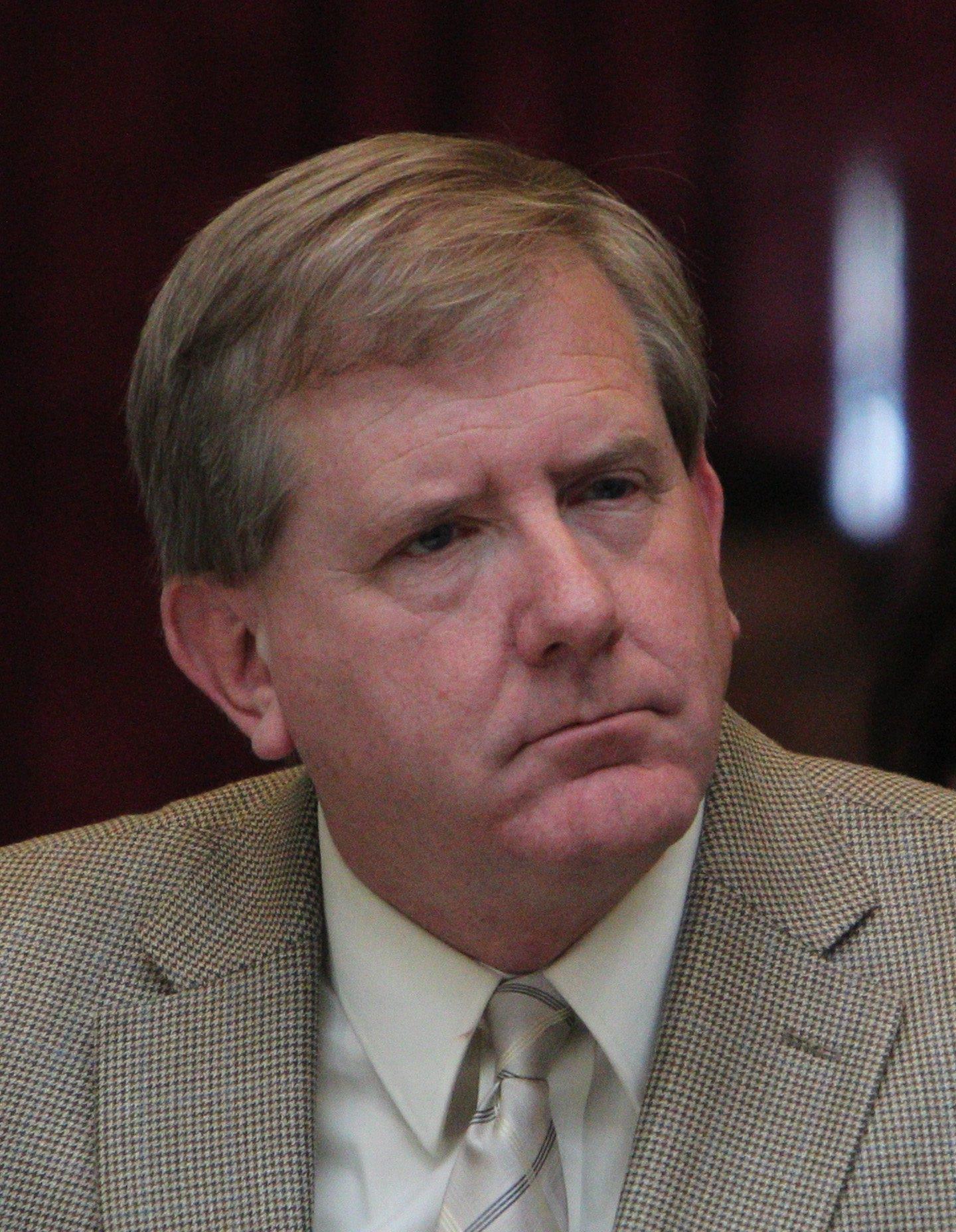 Legislator Kevin R. Hardwick wants GOP majority maintained.