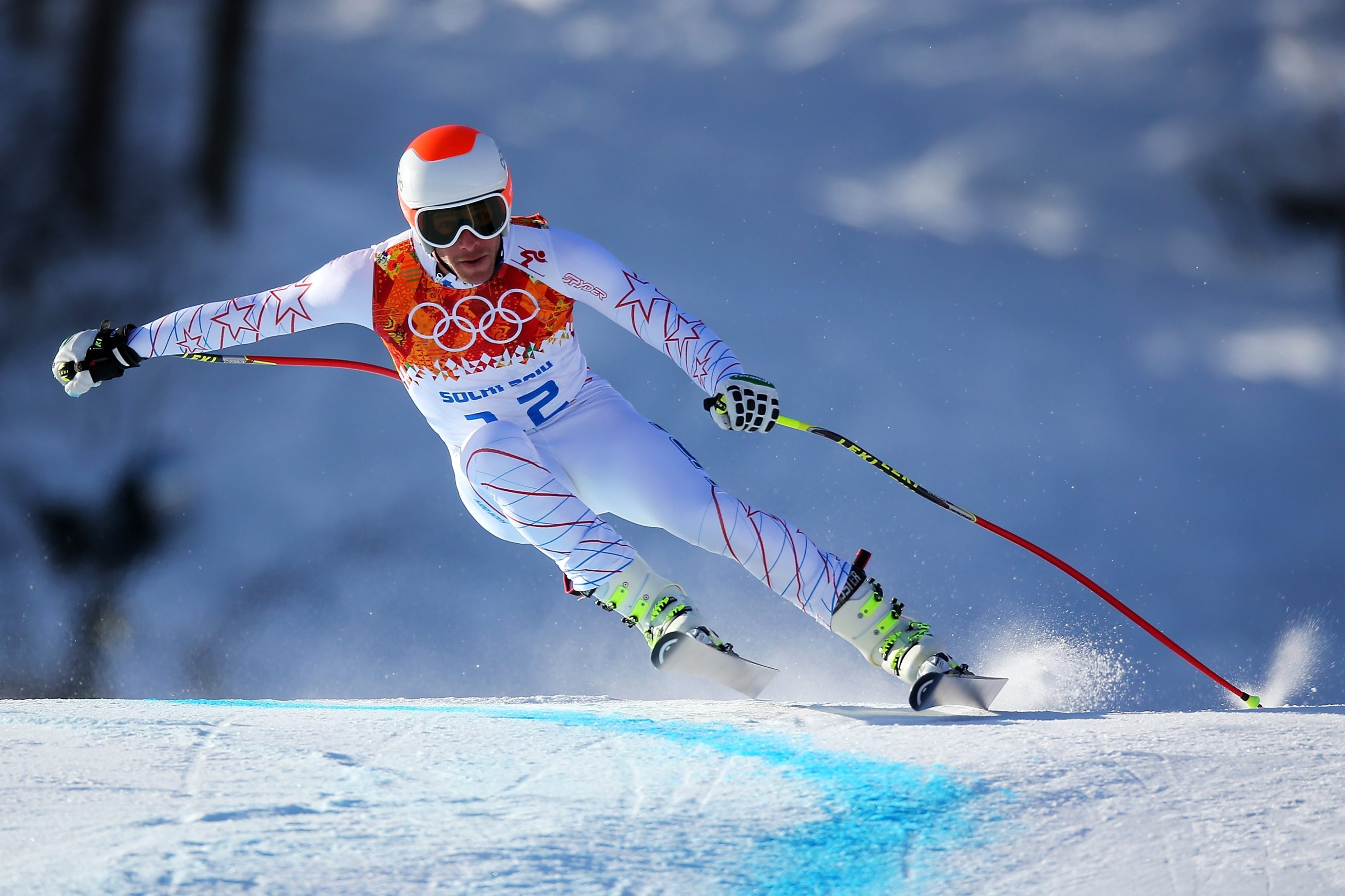 Bode Miller, the 36-year-old former bad boy of Alpine skiing, will try to become the oldest man in history to win an Olympic gold medal in his sport.