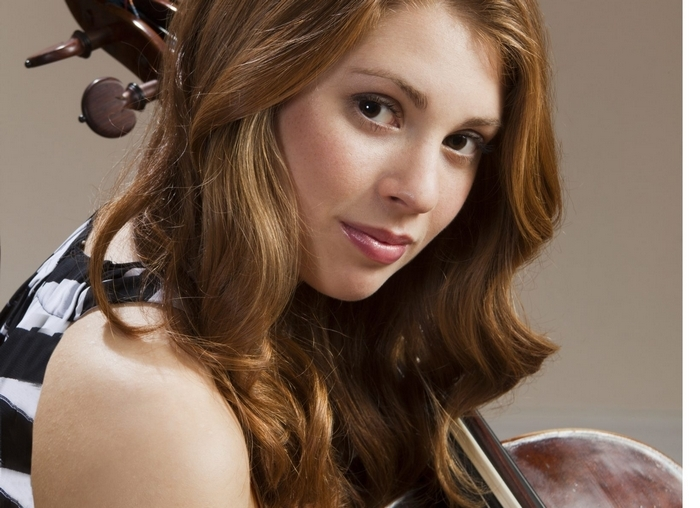 Cellist Cicely Parnas performs Sunday in the Buffalo Chamber Music Society's Gift to the Community series.