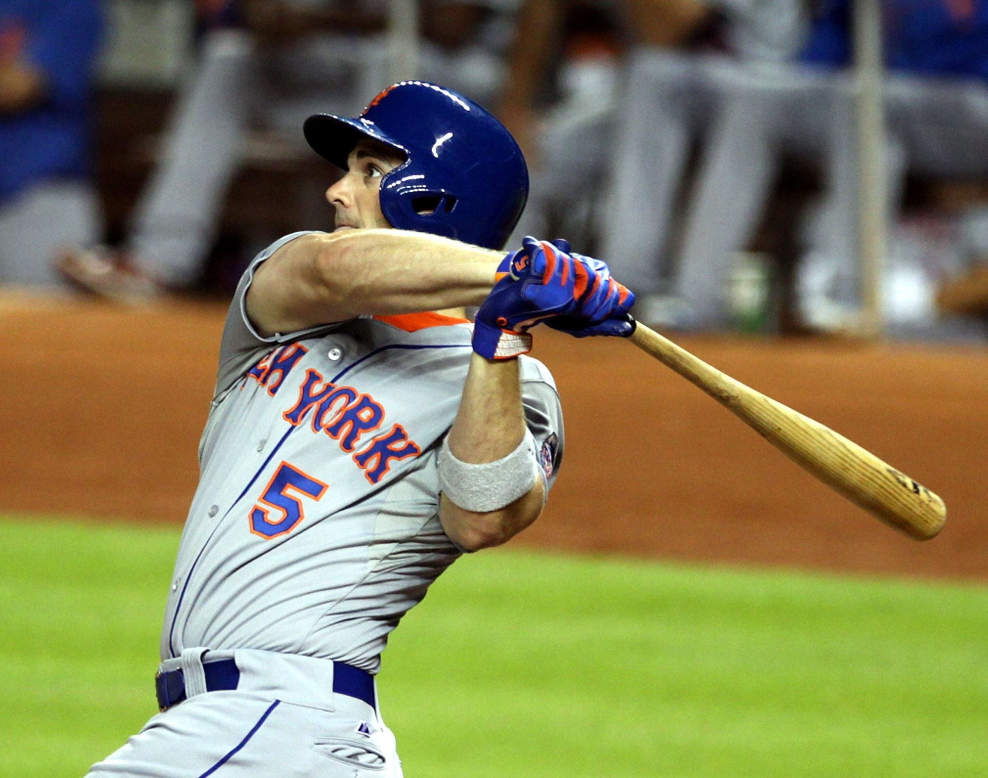 Third baseman David Wright has a record of steady production for the New York Mets, but his ability to stay healthy remains a concern for anyone drafting him.