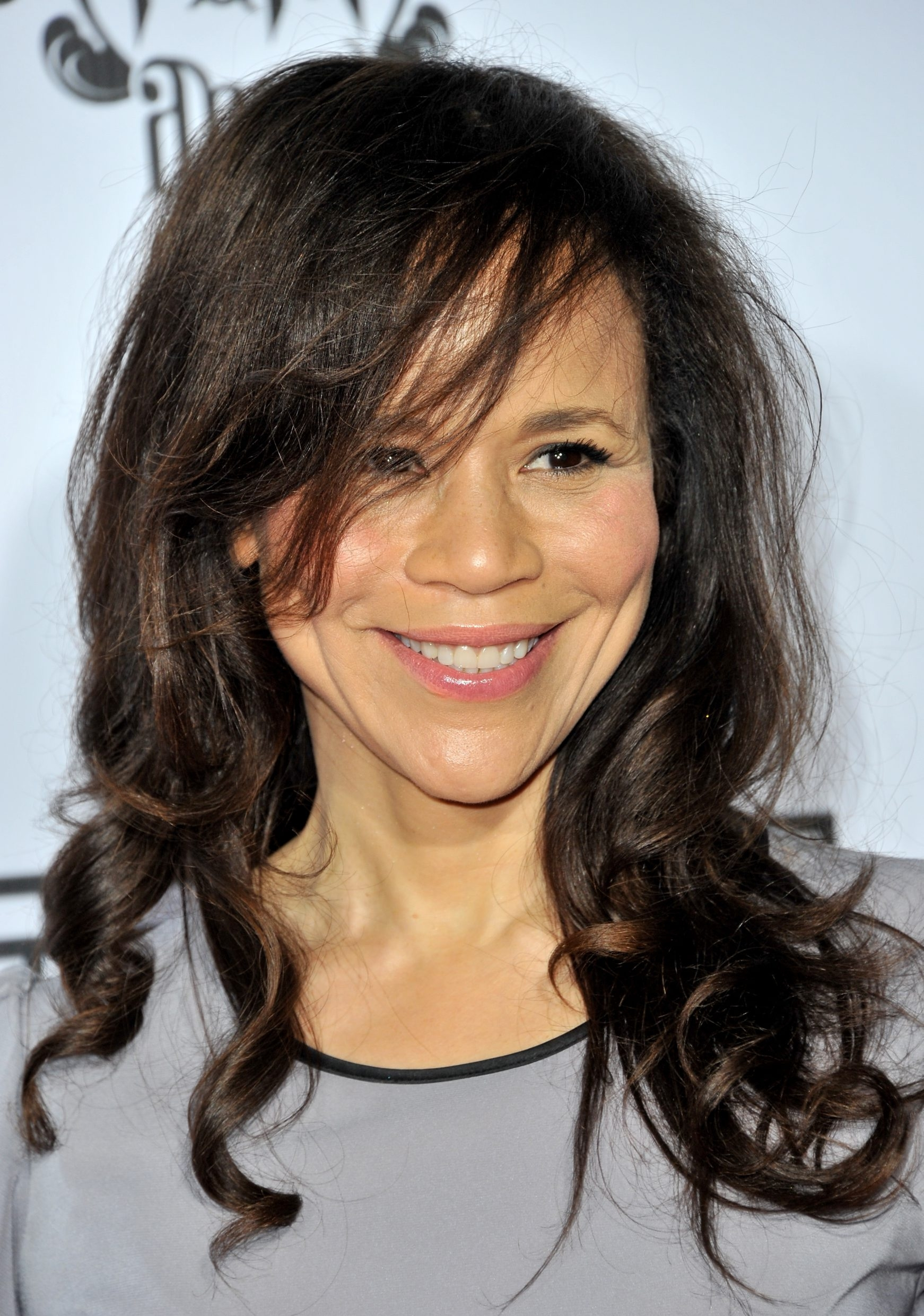"""Rosie Perez chronicles her harrowing early years in """"Handbook for an Unpredictable Life."""""""