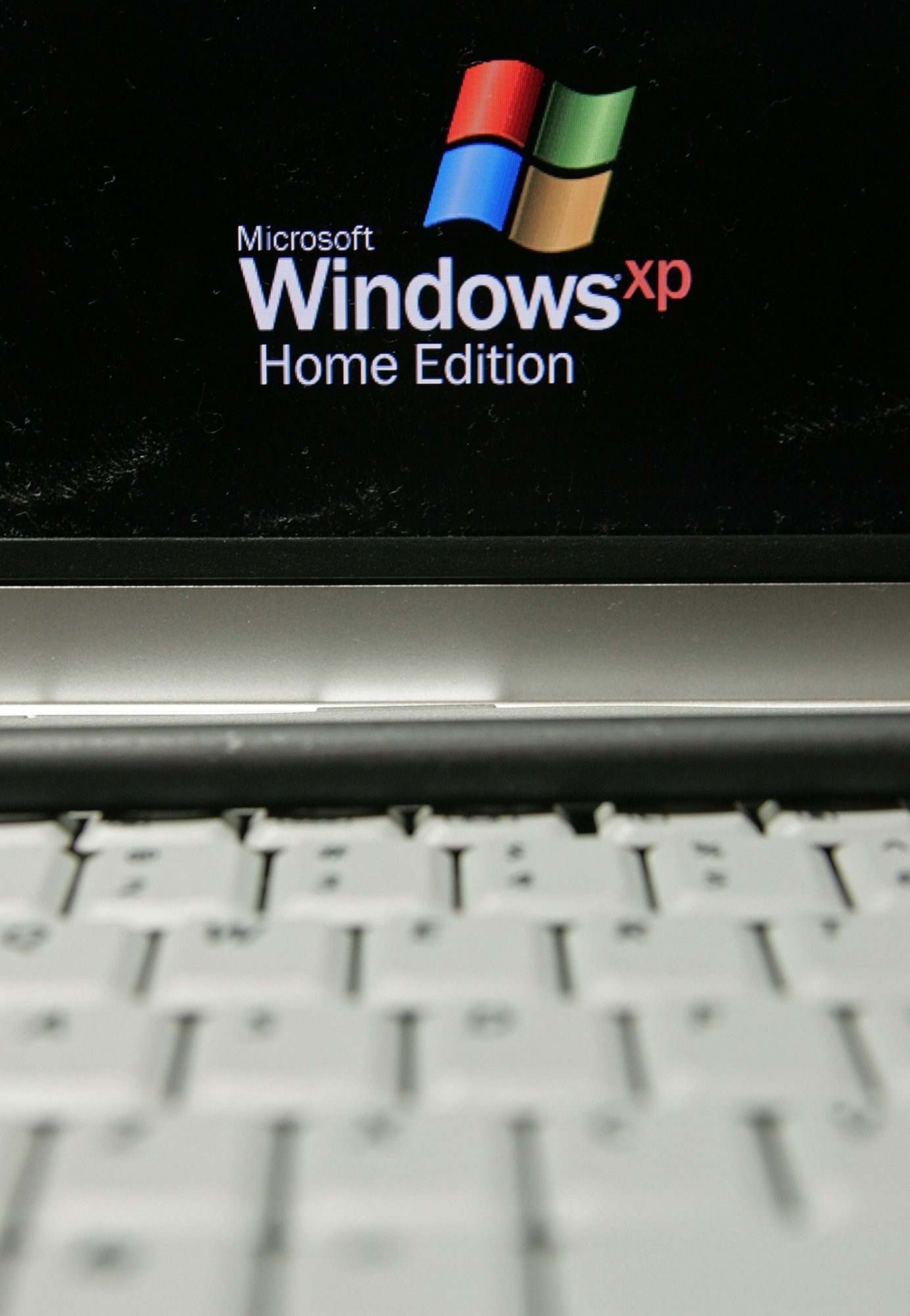 Microsoft will stop issuing security updates for Windows XP on April 8.