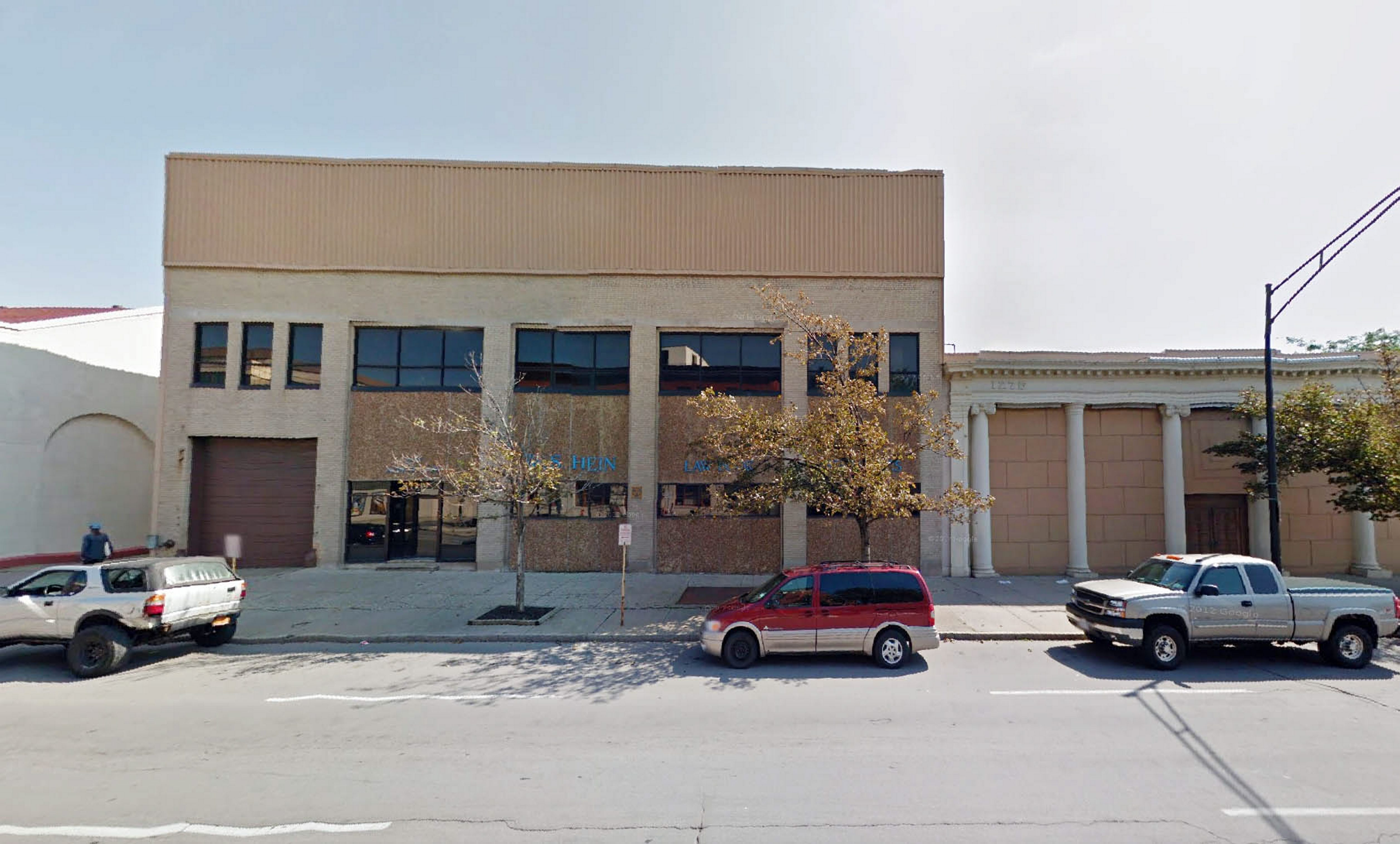 Ellicott Development plans to redevelop the former home of W.S. Hein Publishing Co., at 1285 Main St. The project calls for 19 market-rate apartments on the building's third floor.
