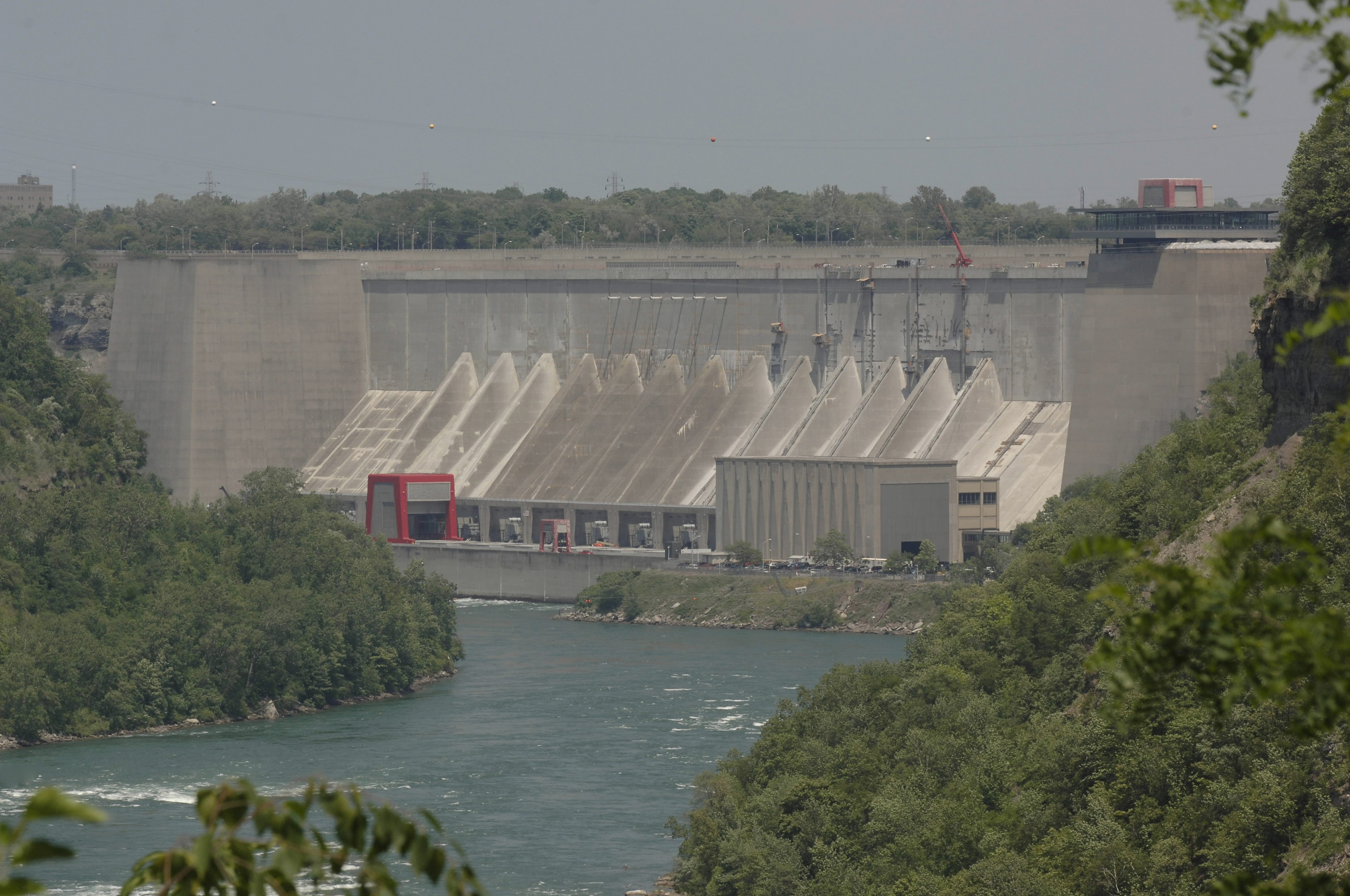 The Niagara Power Project is one of may possible terrorist targets in Western new York. (Buffalo News file photo)