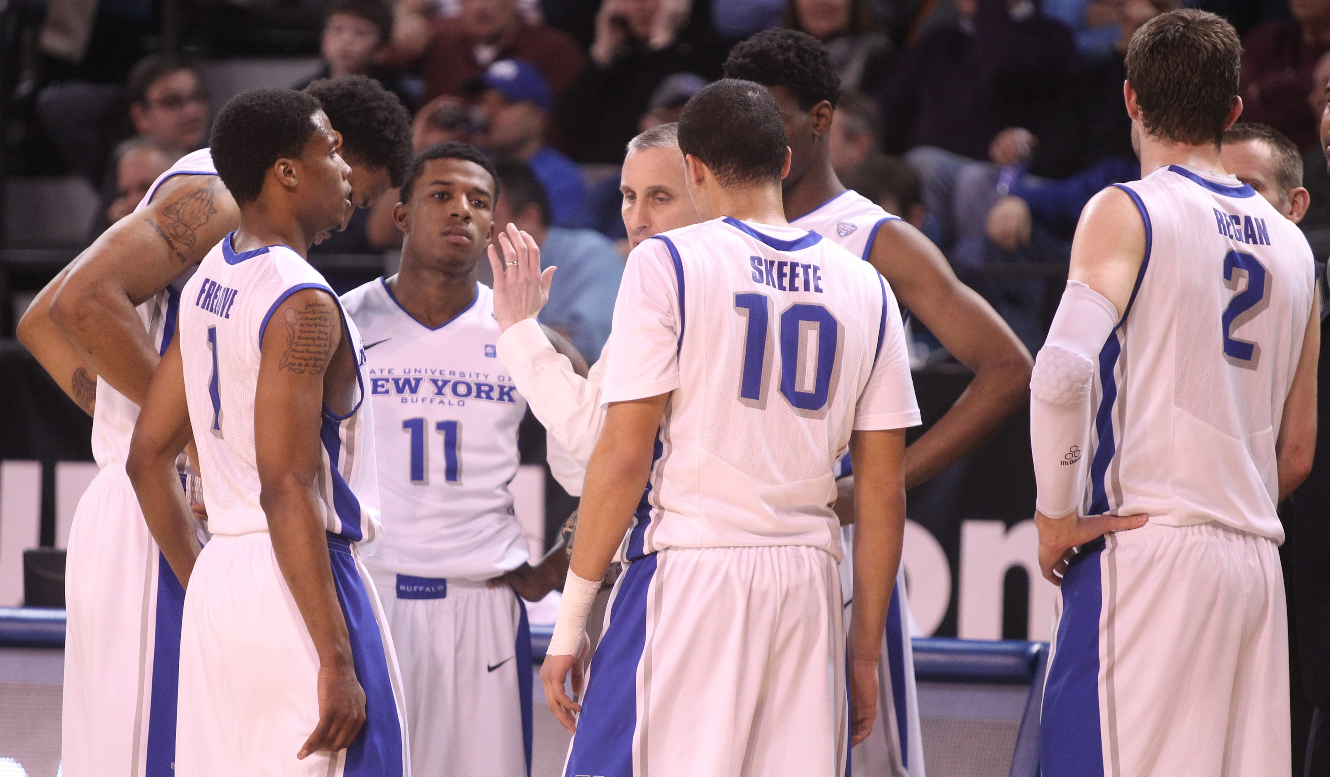 Bobby Hurley and the UB basketball team provided some exciting moments for area fans.
