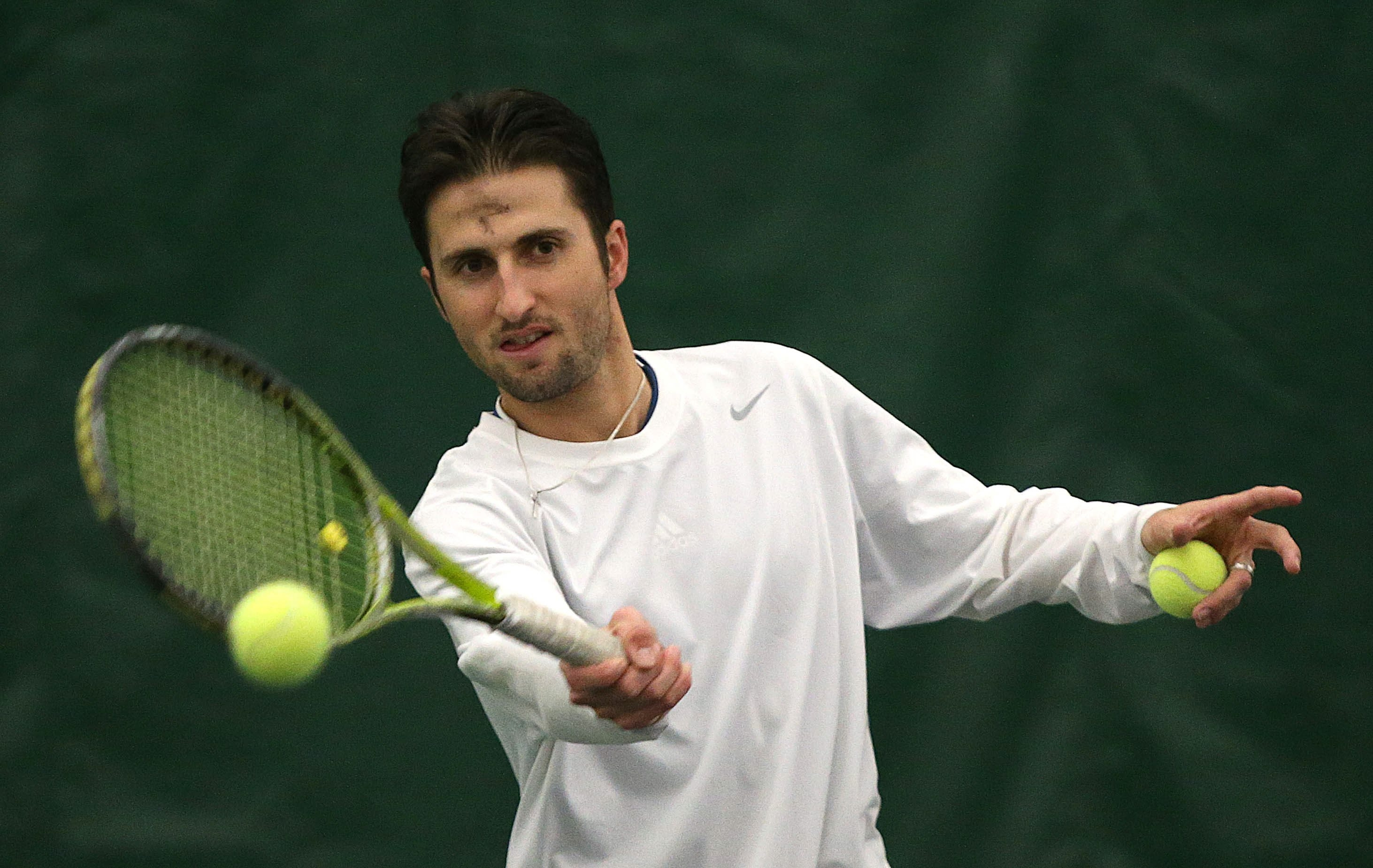 Lance Vodicka has joined the pro teaching staff at Miller Tennis Center in Williamsville.