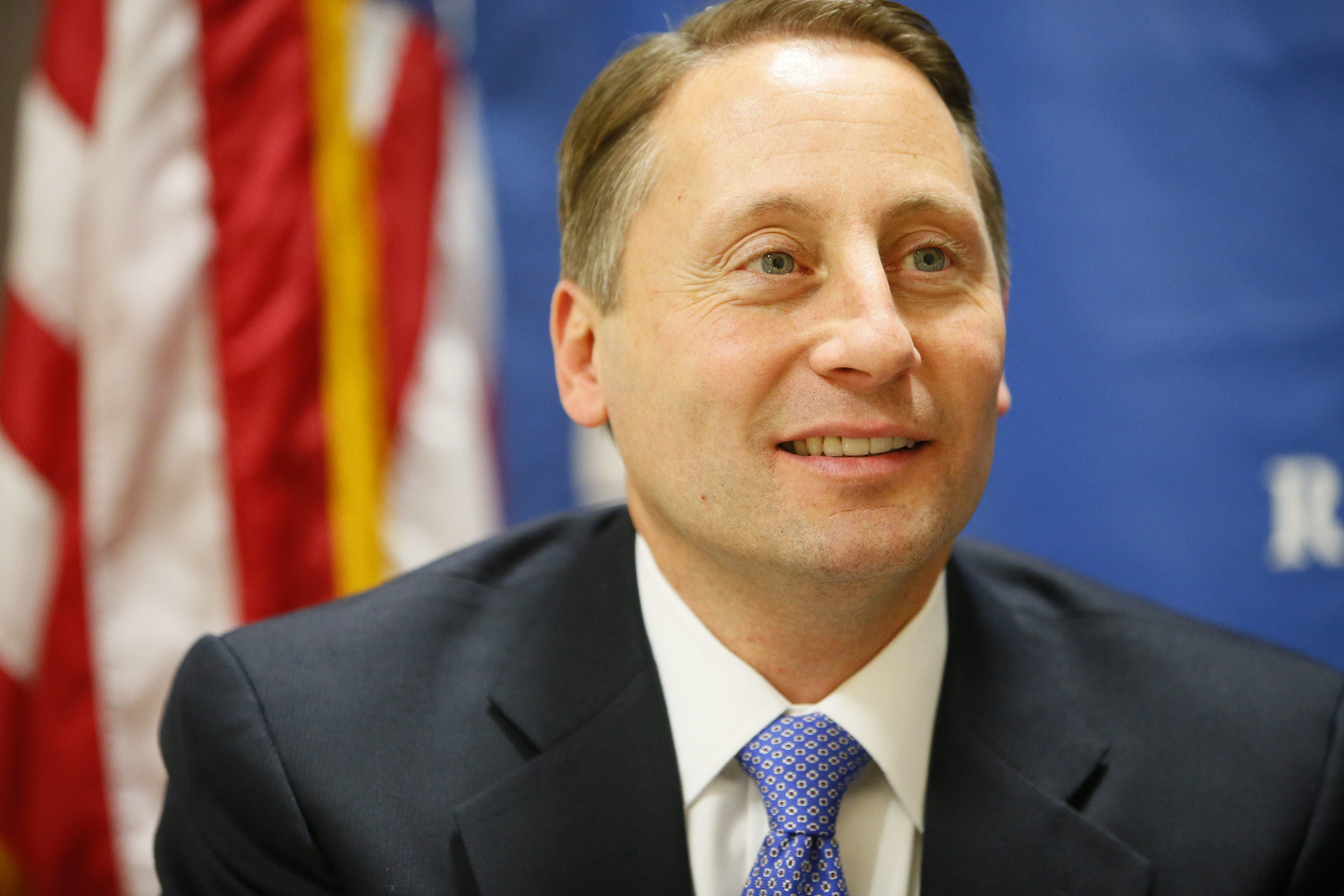 Campaign of Rob Astorino is due today in Buffalo.