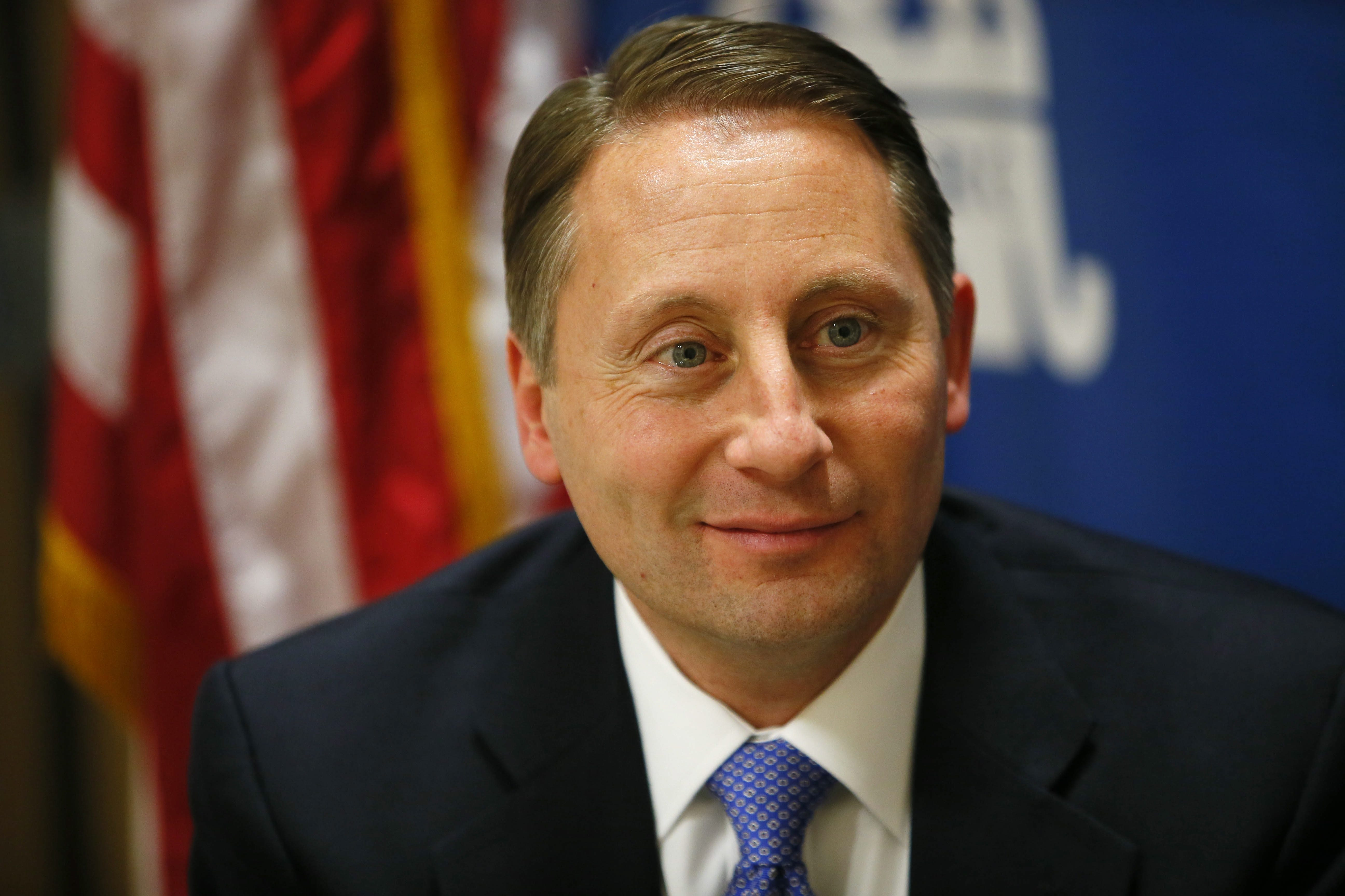 Westchester County Executive Rob Astorino is expected to announce that he will run for governor.   (Derek Gee/Buffalo News file photo)