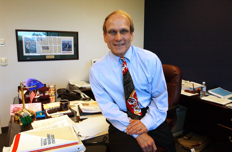For Dennis T. Gorski, it's a comeback in local politics.