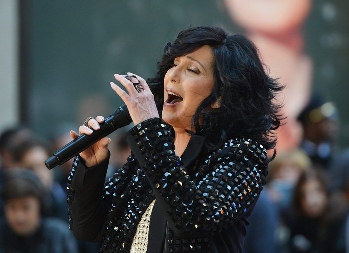 "Cher brings her ""Dressed to Kill"" tour to First Niagara Center at 7:30 p.m. April 23. (Getty Images)"
