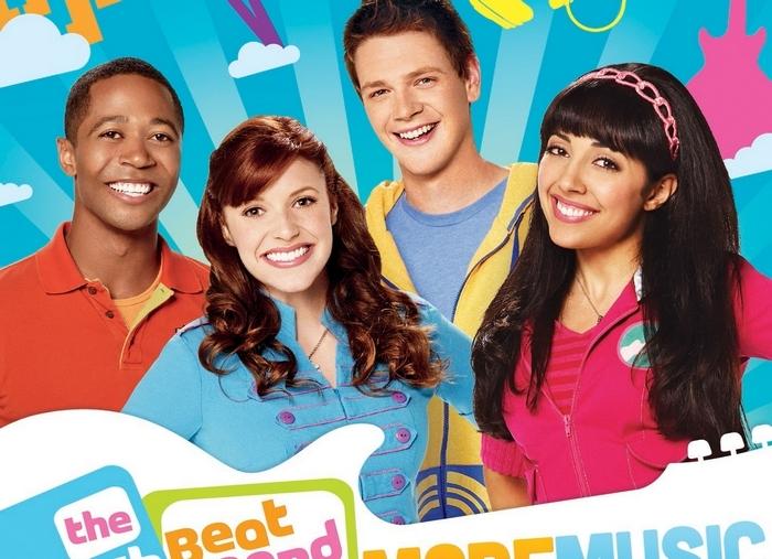 Nickelodeon stars The Fresh Beat Band will roll to Darien Lake in August.