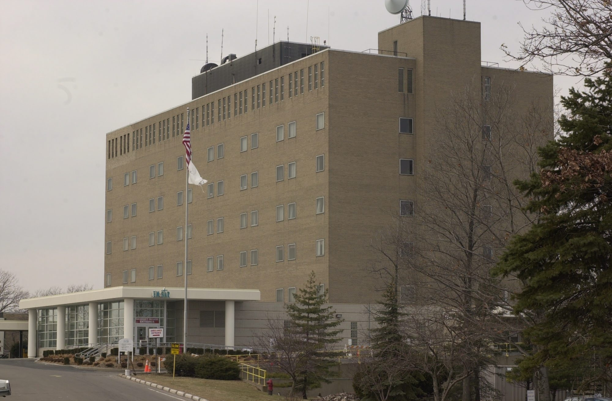 Mount St. Mary's Hospital in Lewiston is currently part of Ascension Health; its Our Lady of Peace nursing home will remain part of Ascension.