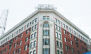Historic tax credits were a major factor in such projects as Rocco Termini's Hotel @ the Lafayette. (Buffalo News file photo)