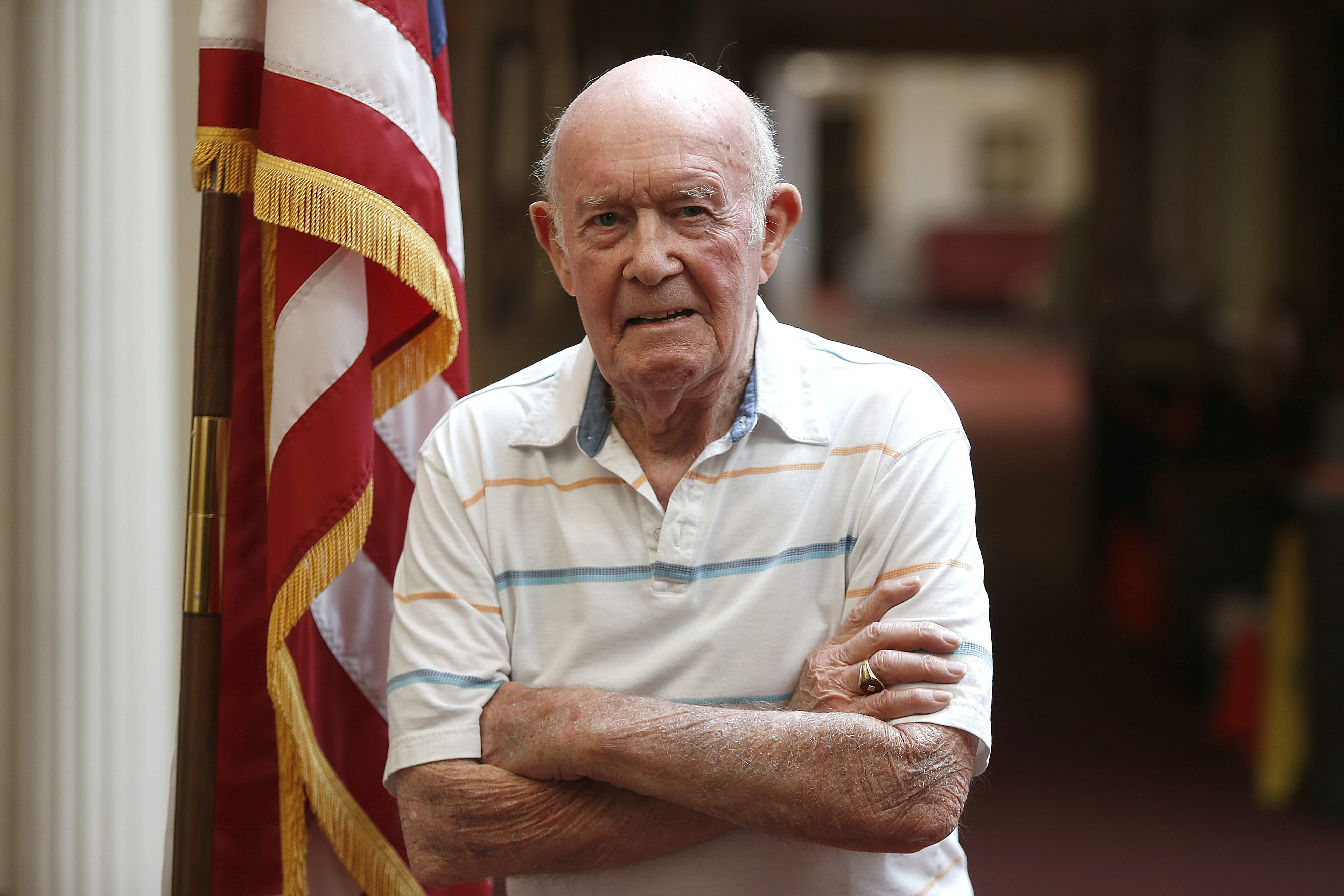 Robert F. Batt served with the 368th Engineers in Europe during WWII, including some time in coal mines.