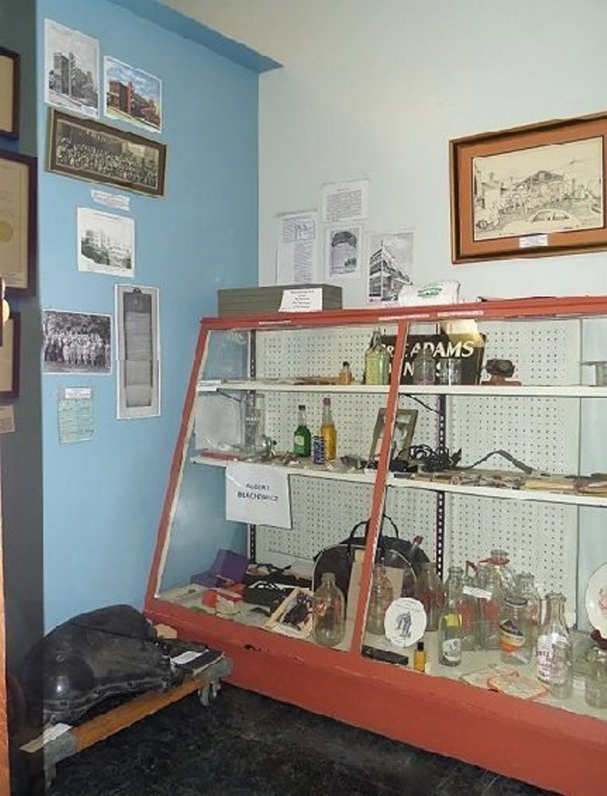 The North Tonawanda History Mueseum will celebrate its 10th anniversary with an open house Saturday.