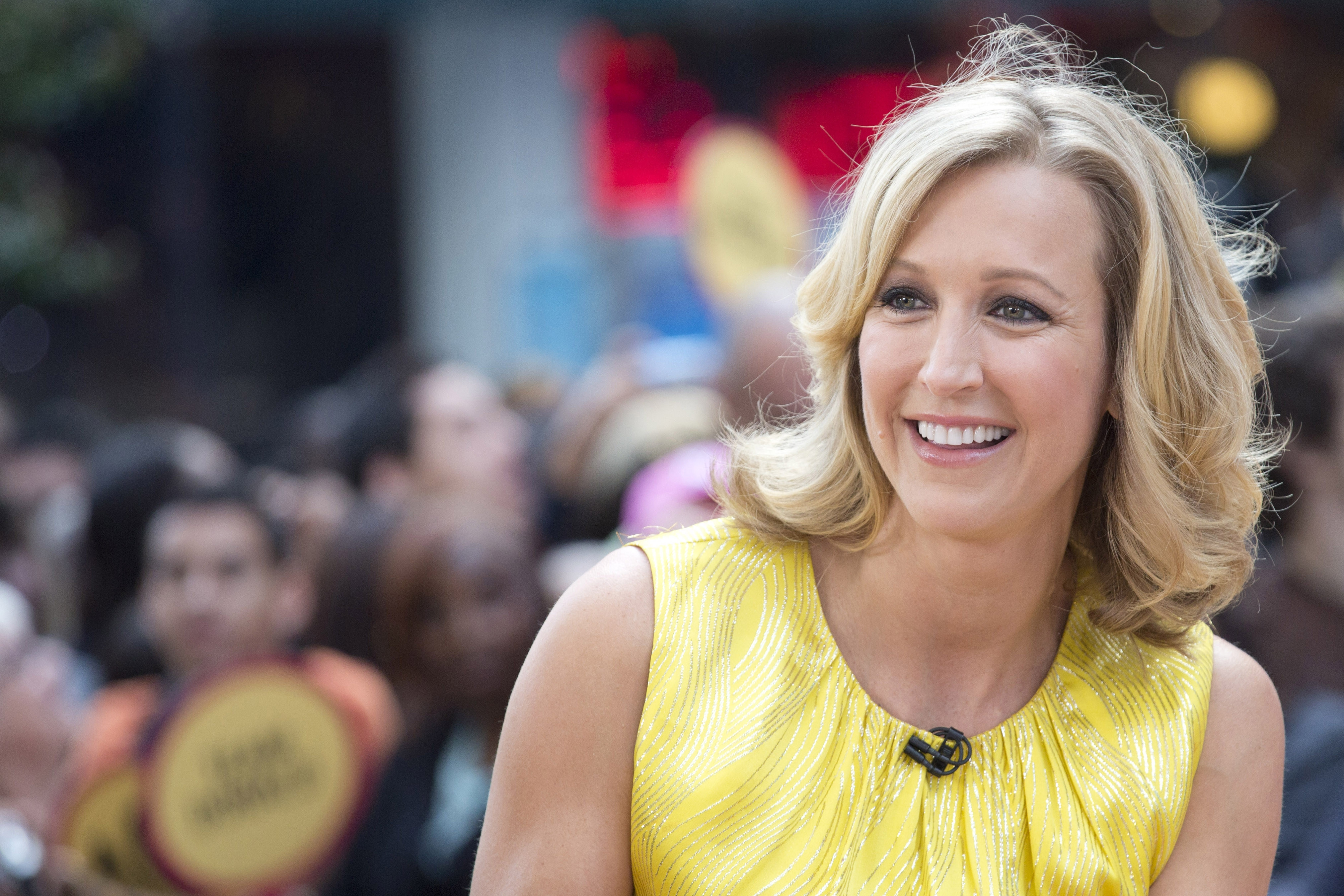 "Lara Spencer has been promoted to co-host at ABC's ""Good Morning America."" Spencer joined the popular morning show three years ago as lifestyle anchor."