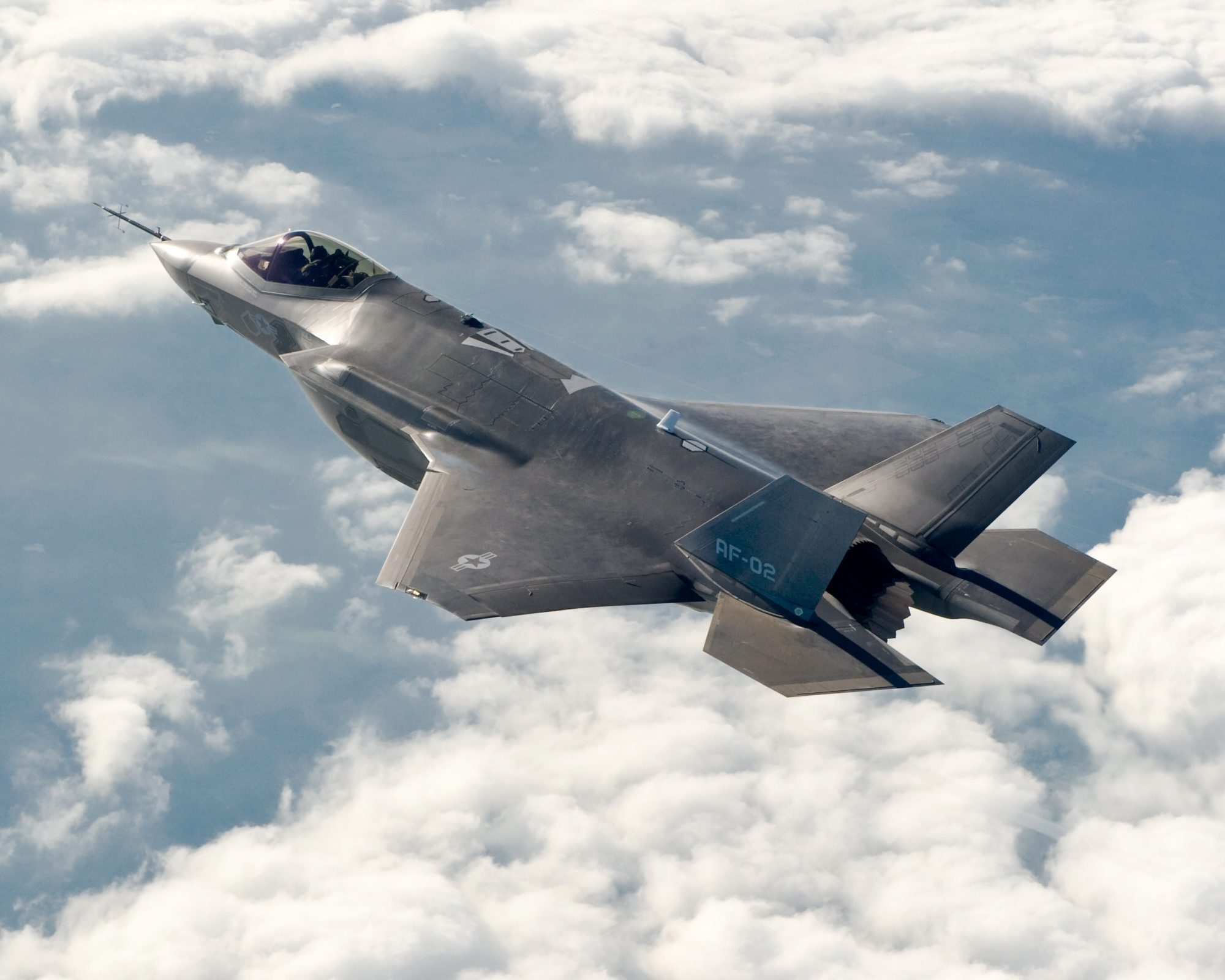 Lockheed Martin Corp. is the world's largest defense company.