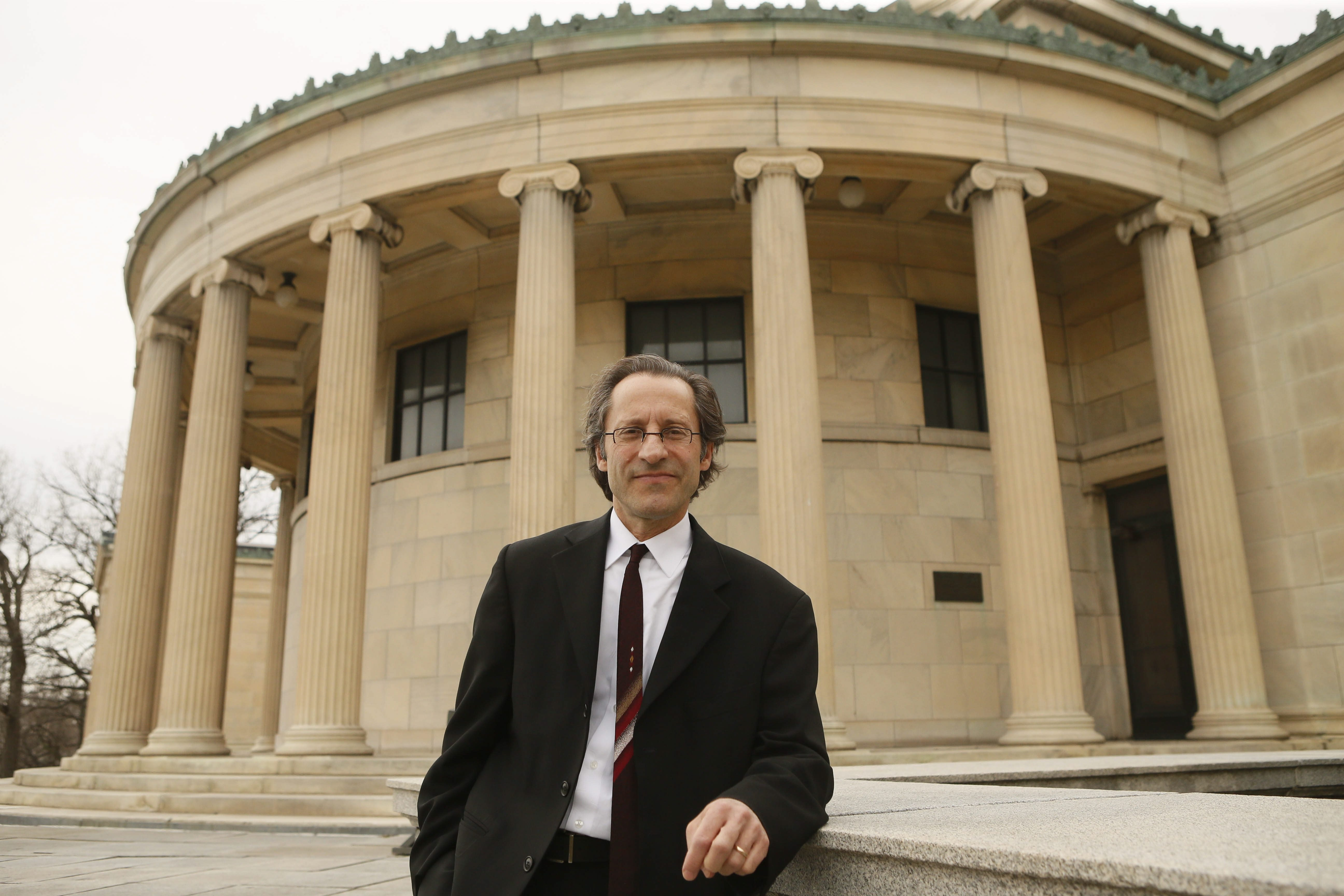 Douglas Dreishpoon, chief curator of the Albright-Knox Art Gallery, will be reducing his role at the gallery when he becomes curator emeritus.