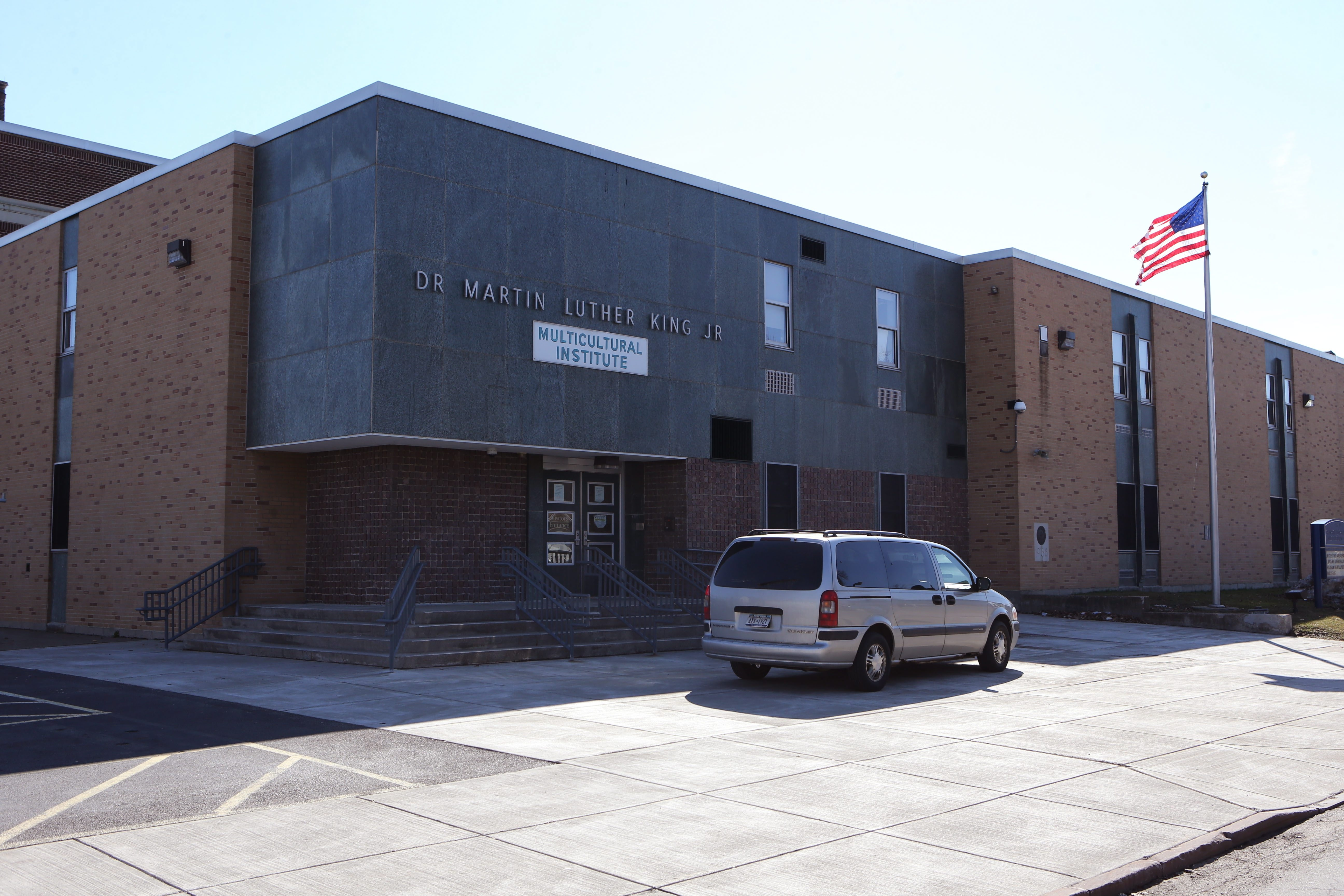 The Buffalo School District won a highly competitive federal grant to turn Martin Luther King Multicultural Institute into a school specializing in STEM —  science, technology, engineering and math. (Charles Lewis/Buffalo News)