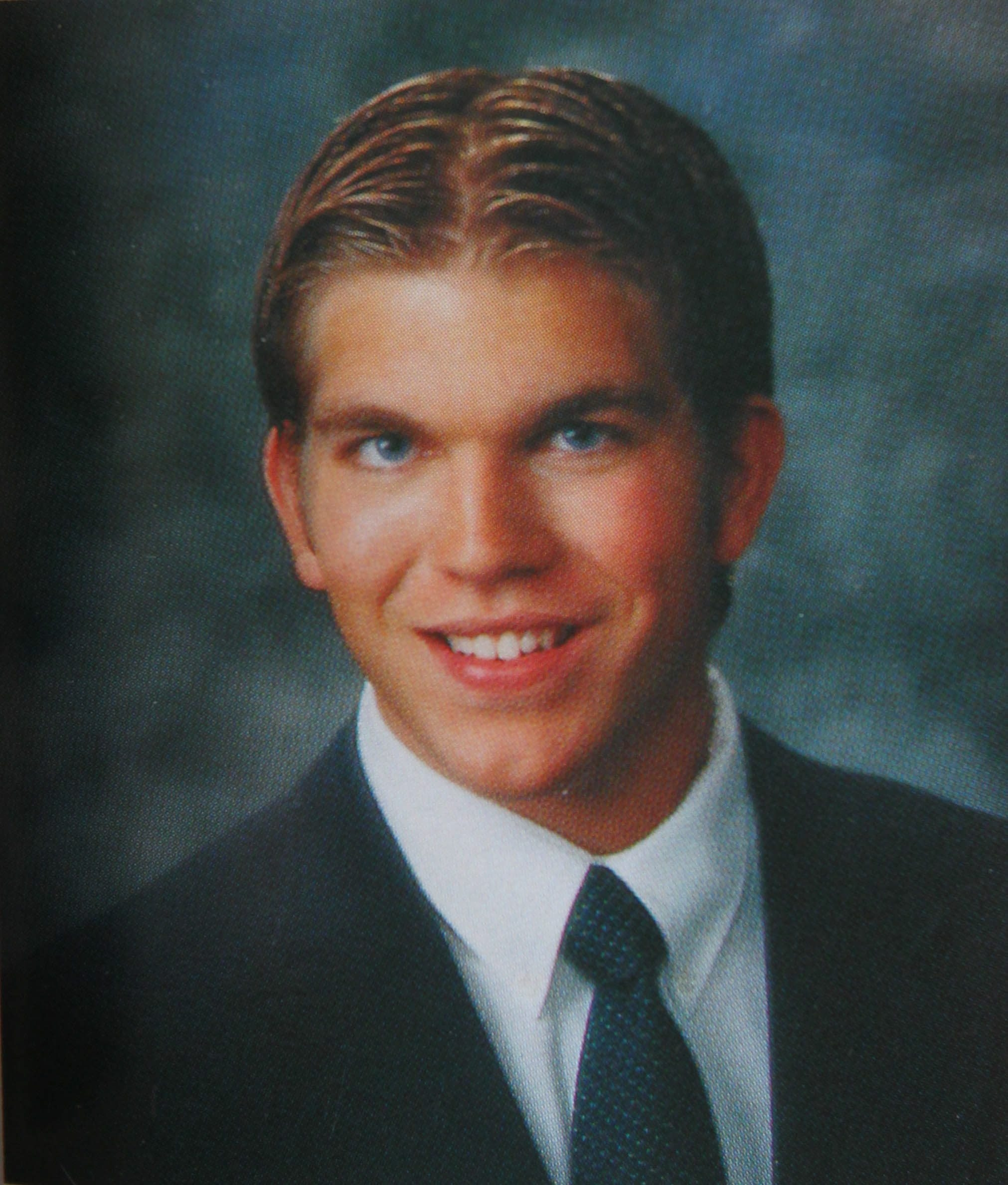 Miller graduated from high school in 1999.