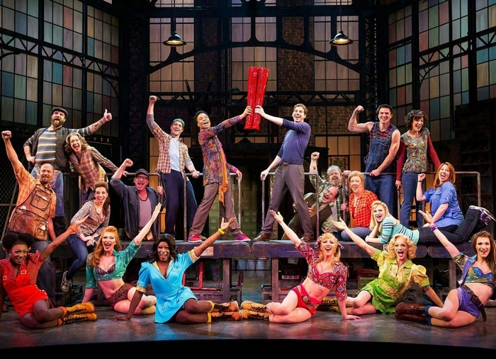 "Cindy Lauper and Harvey Fierstein's ""Kinky Boots"" will make its Buffalo premiere at Shea's."