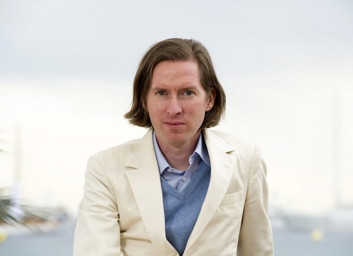 Director Wes Anderson says he uses animation to make due with the budget he has. (Associated Press)