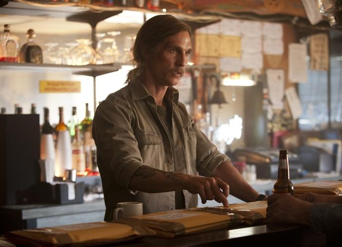 """Matthew McConaughey has a breakdown scene worthy of an Oscar winner in the finale of """"True Detective."""""""