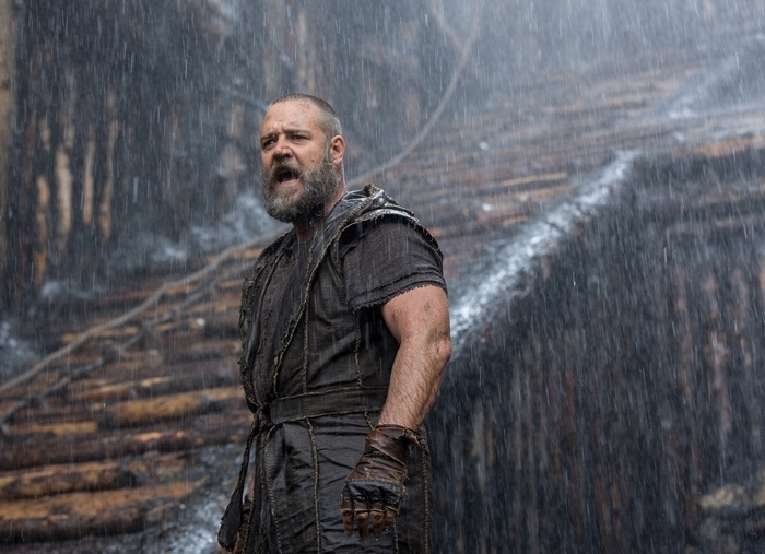 "Russell Crowe stars in ""Noah."""