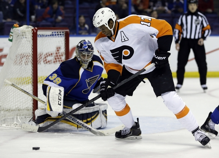 Former Sabres goaltender Ryan Miller will not start for the St. Louis Blues tonight. (Associated Press)