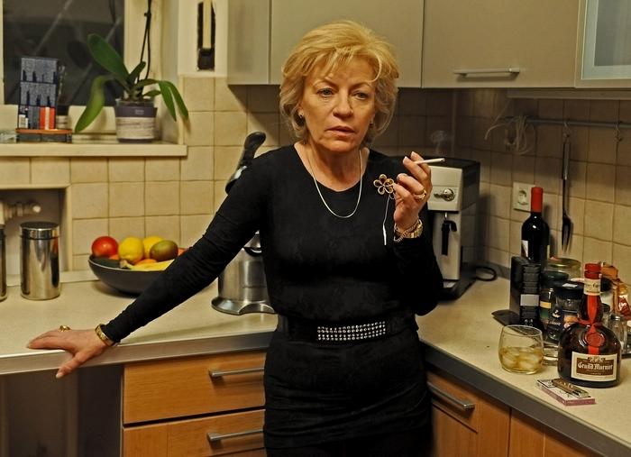 "Luminita Gheorghiu stars as Cornelia, a privileged woman with a need for control, in ""Child's Pose."""