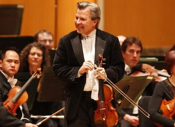 Michael Ludwig performs the music of Erich Wolfgang Korngold in three concerts this weekend.