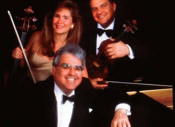 The Kalichstein-Laredo-Robinson Trio closes the Buffalo Chamber Music Society season.