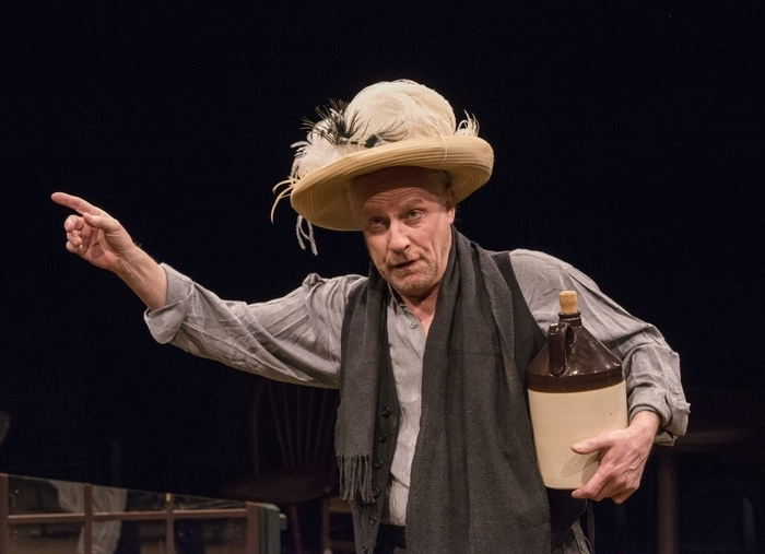 """Vincent O'Neill stars in the Irish Classical Theatre Company's production of  """"The Plough and the Stars."""""""