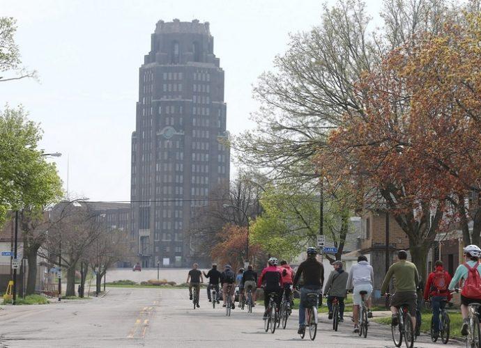 The Central Terminal (Buffalo News file photo)