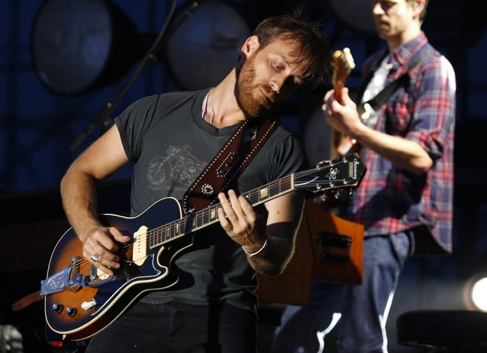 The Black Keys performed at the Outer Harbor last summer. (Harry Scull Jr./Buffalo News)