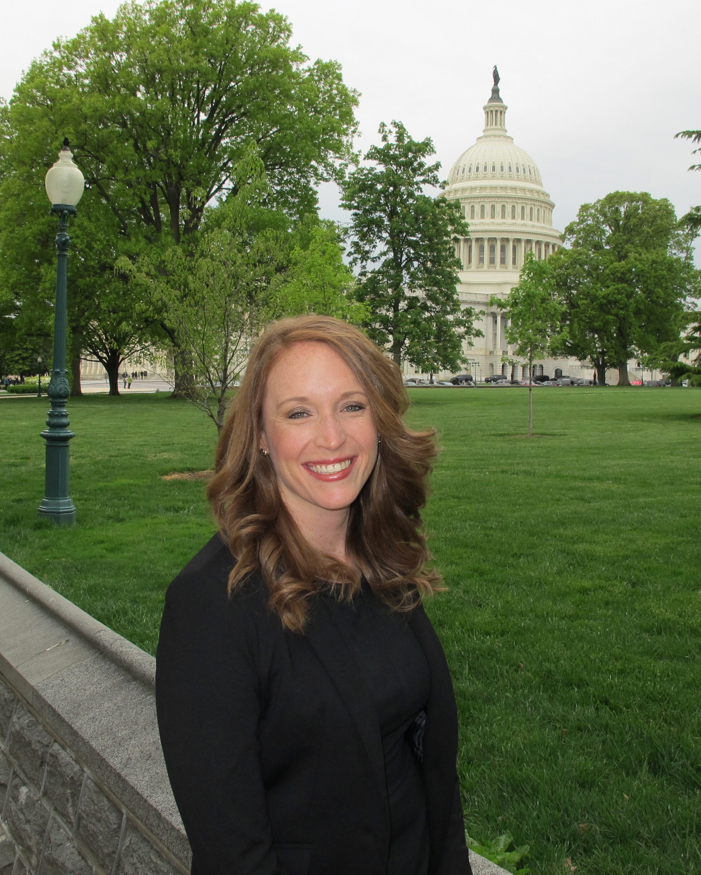 Williamsville native Andrea Bozek is helping to mold GOP message.