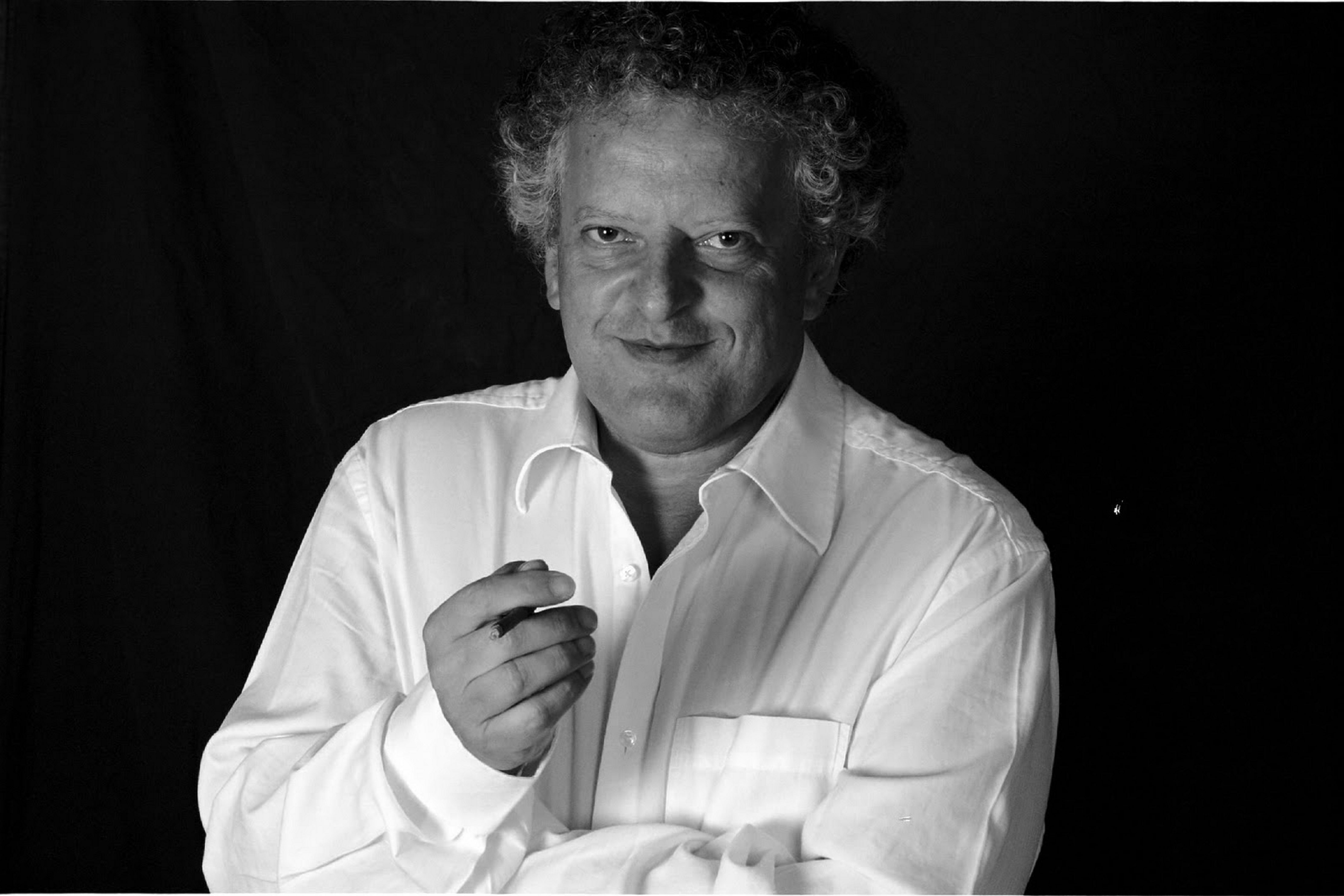 Irvine Arditti pushes the limits of the violin.