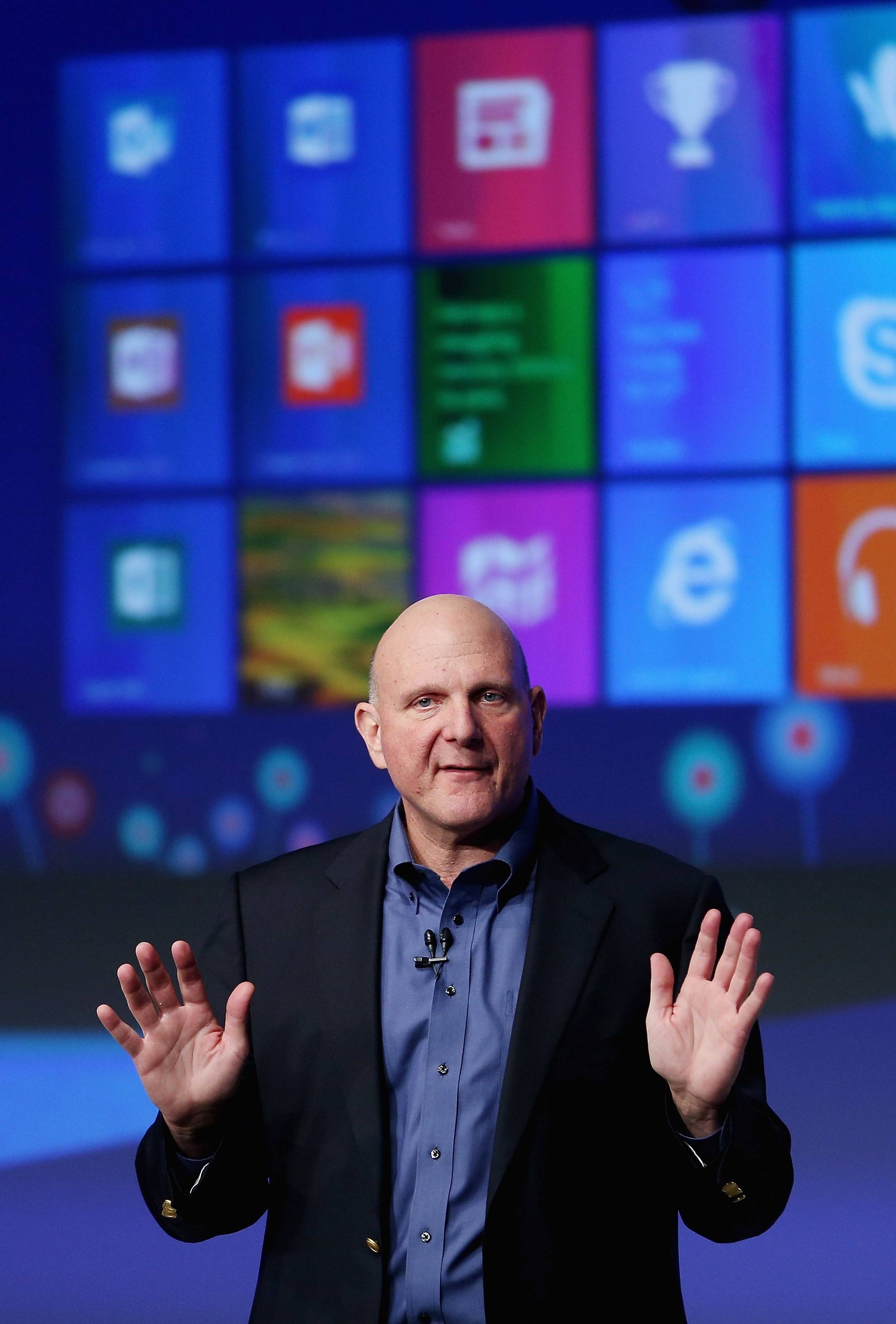 The Los Angeles Times is reporting that former Microsoft chief executive Steve Ballmer, seen in October 2012, has won a bidding war for the Los Angeles Clippers and will pay $2 billion for the team. The other NBA owners have to approve the sale, but they are expected to do so as long as Ballmer reaffirms his pledge to keep the team in Los Angeles.