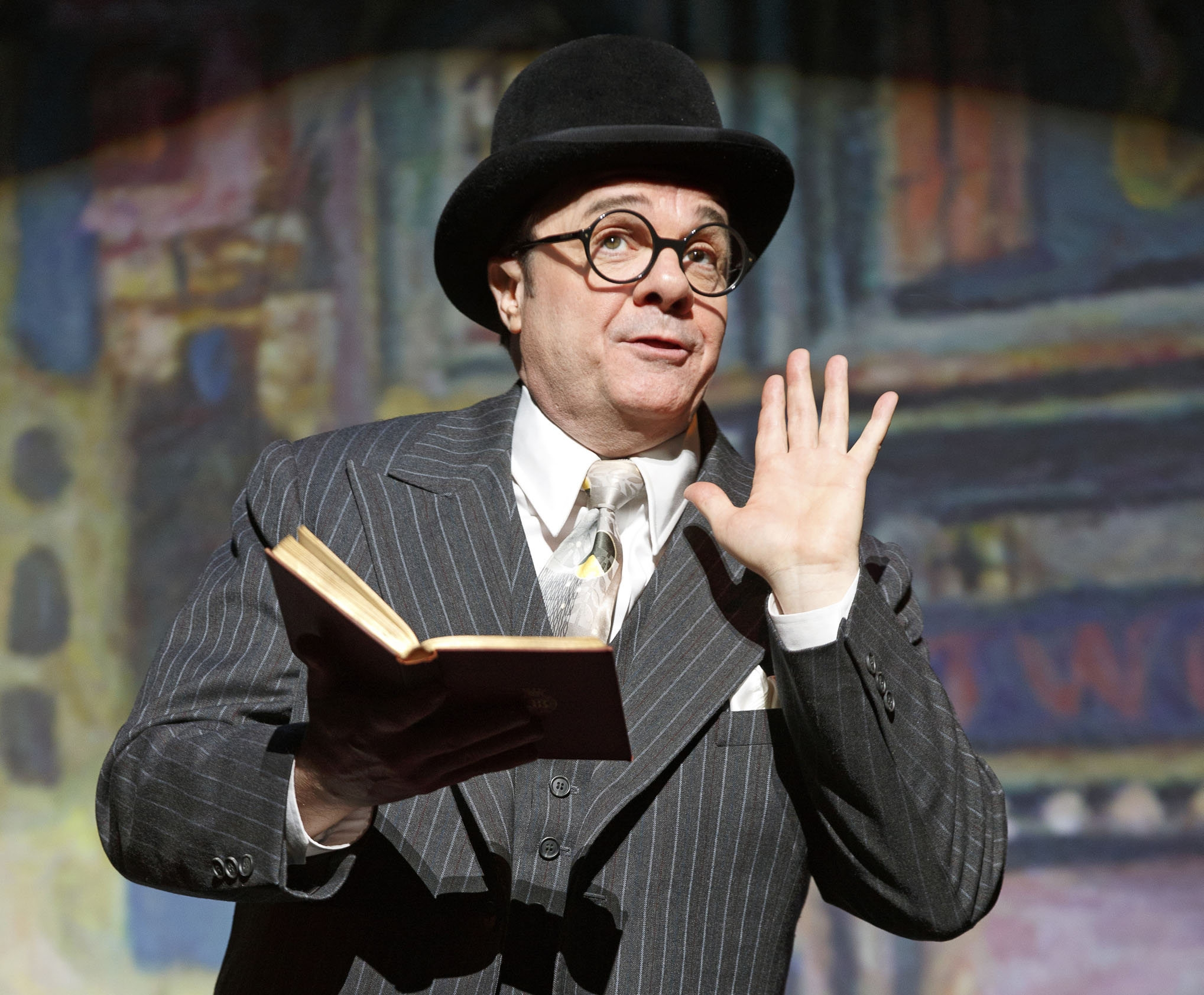 """A recording of """"The Nance,"""" starring Nathan Lane, will be broadcast to movie theaters in the U.S. and Canada."""