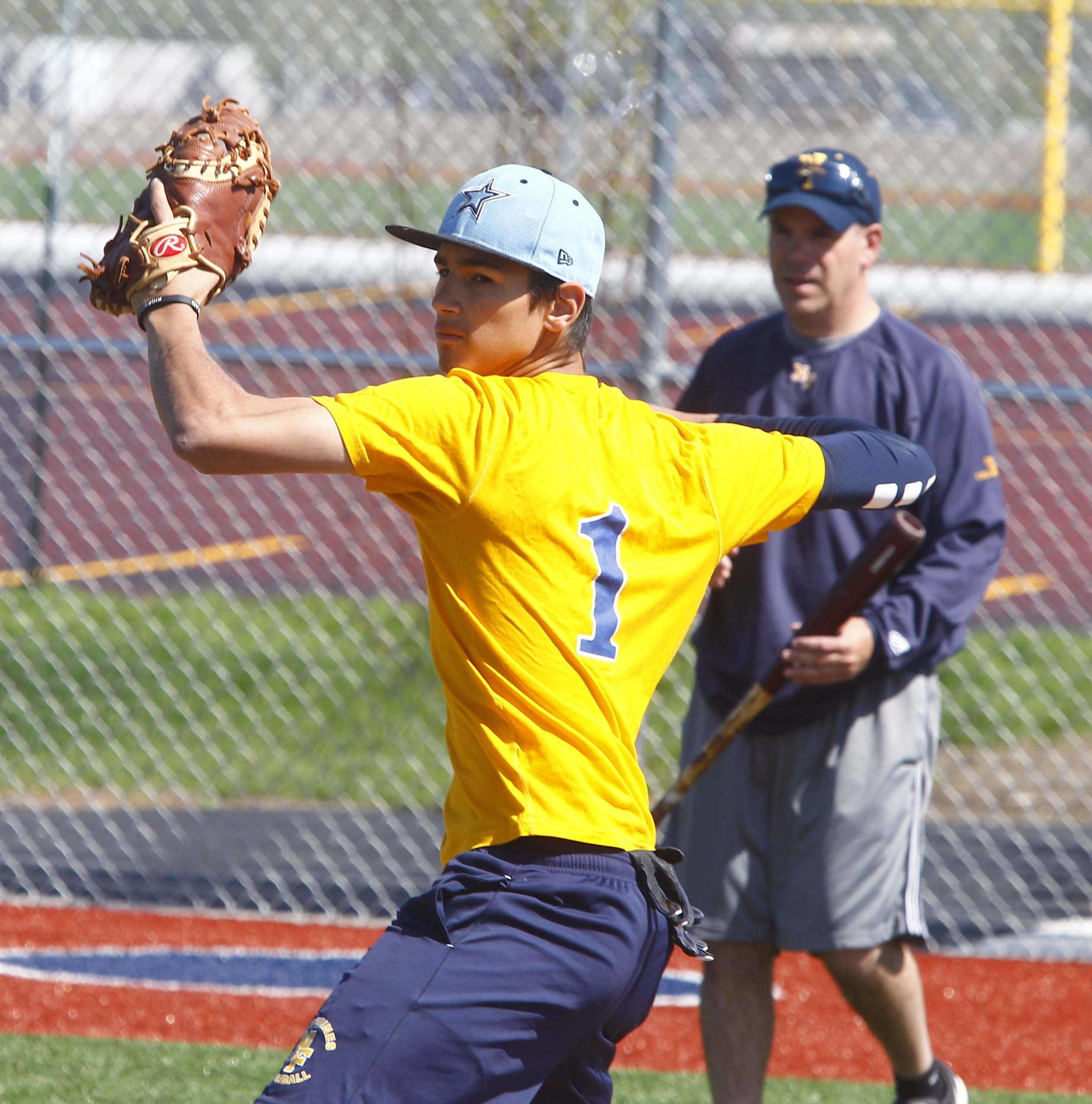 Catcher Chris Cardona and the Niagara Falls Wolverines  hope home-field advantage aids in their title quest.