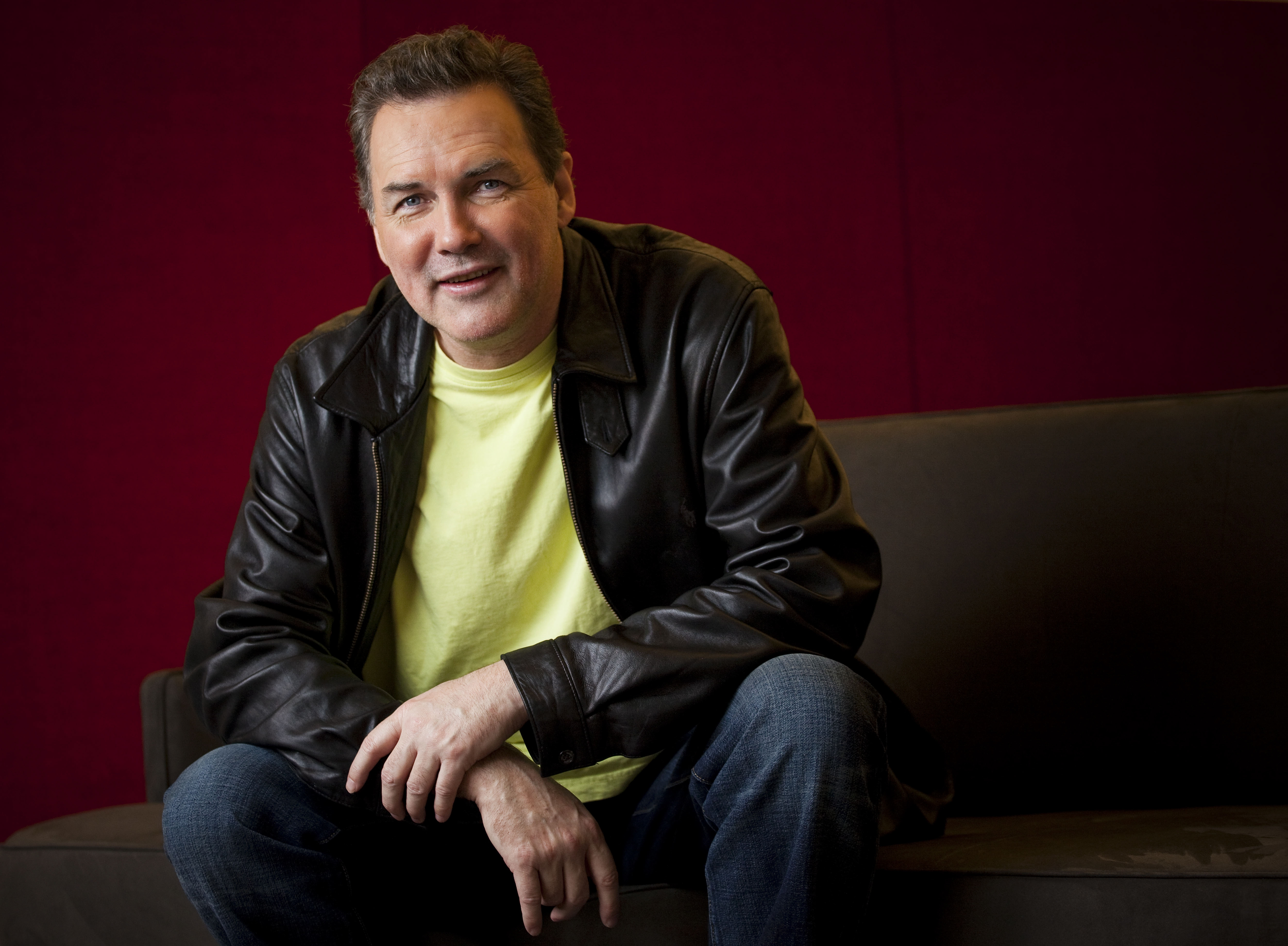 "Norm Macdonald, the long-ago anchor of ""Weekend Update"" on ""Saturday Night Live,"" is at the center of a Twitter campaign in which he pitches himself as the successor to Craig Ferguson as host of the ""Late Late Show"" on CBS."
