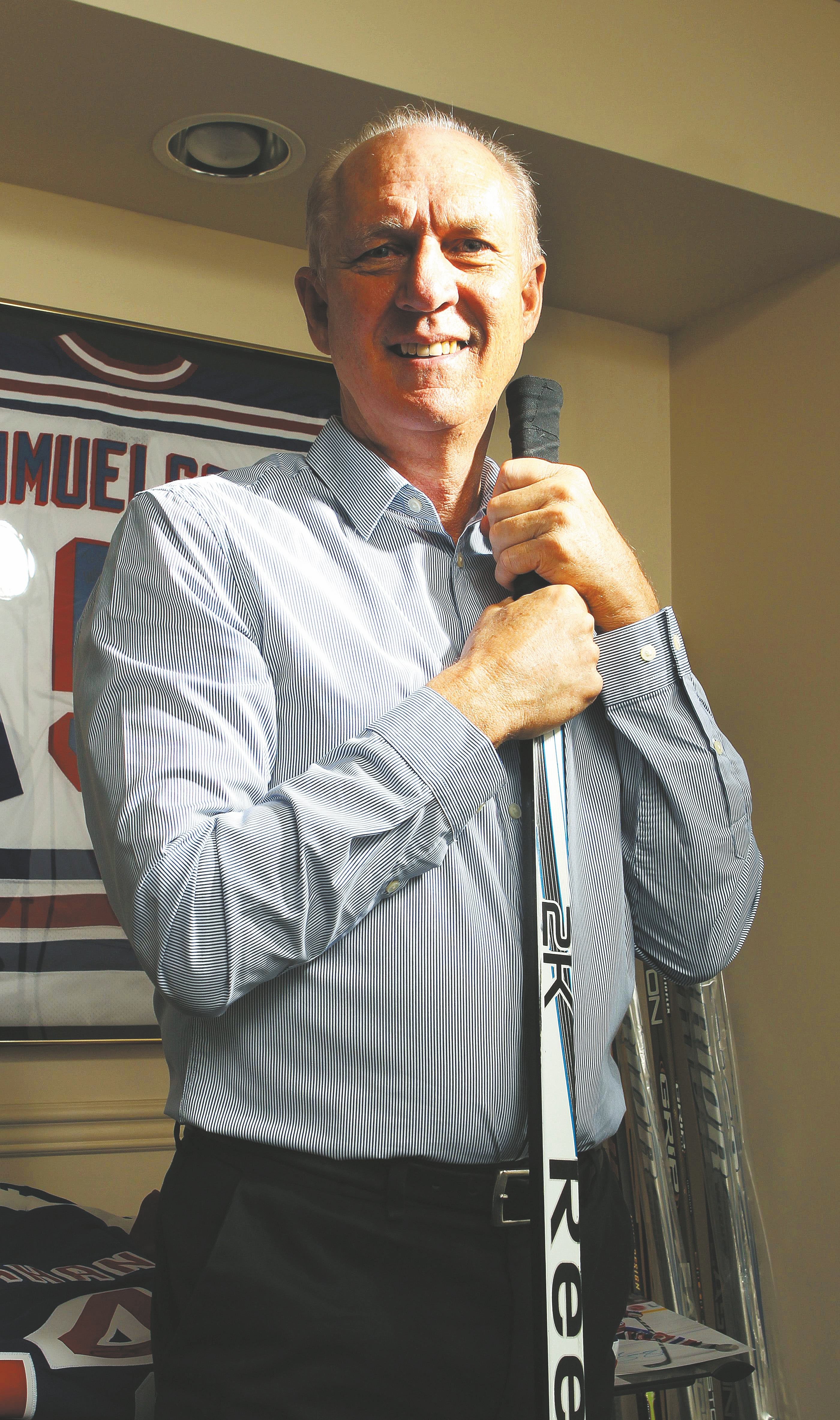 After doing a favor for Randy Cunneyworth and Ted Nolan during their playing days, Steve Bartlett switched gears going from a career in which he owned motorcycle shops to becoming one of the NHL's most-respected player agents.
