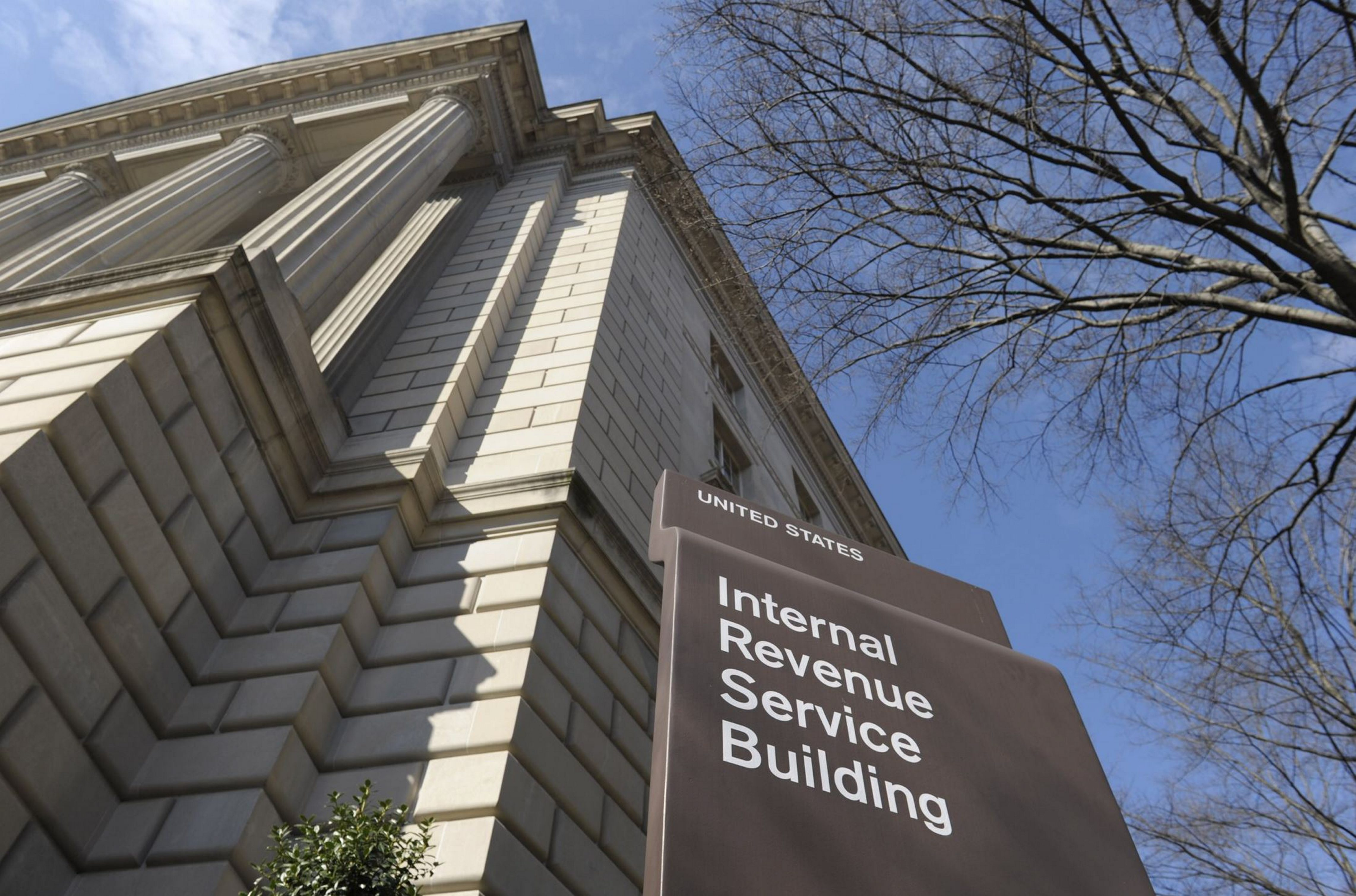 If the IRS is behind in collecting taxes, Congress should provide more resources to the agency. (AP photo)