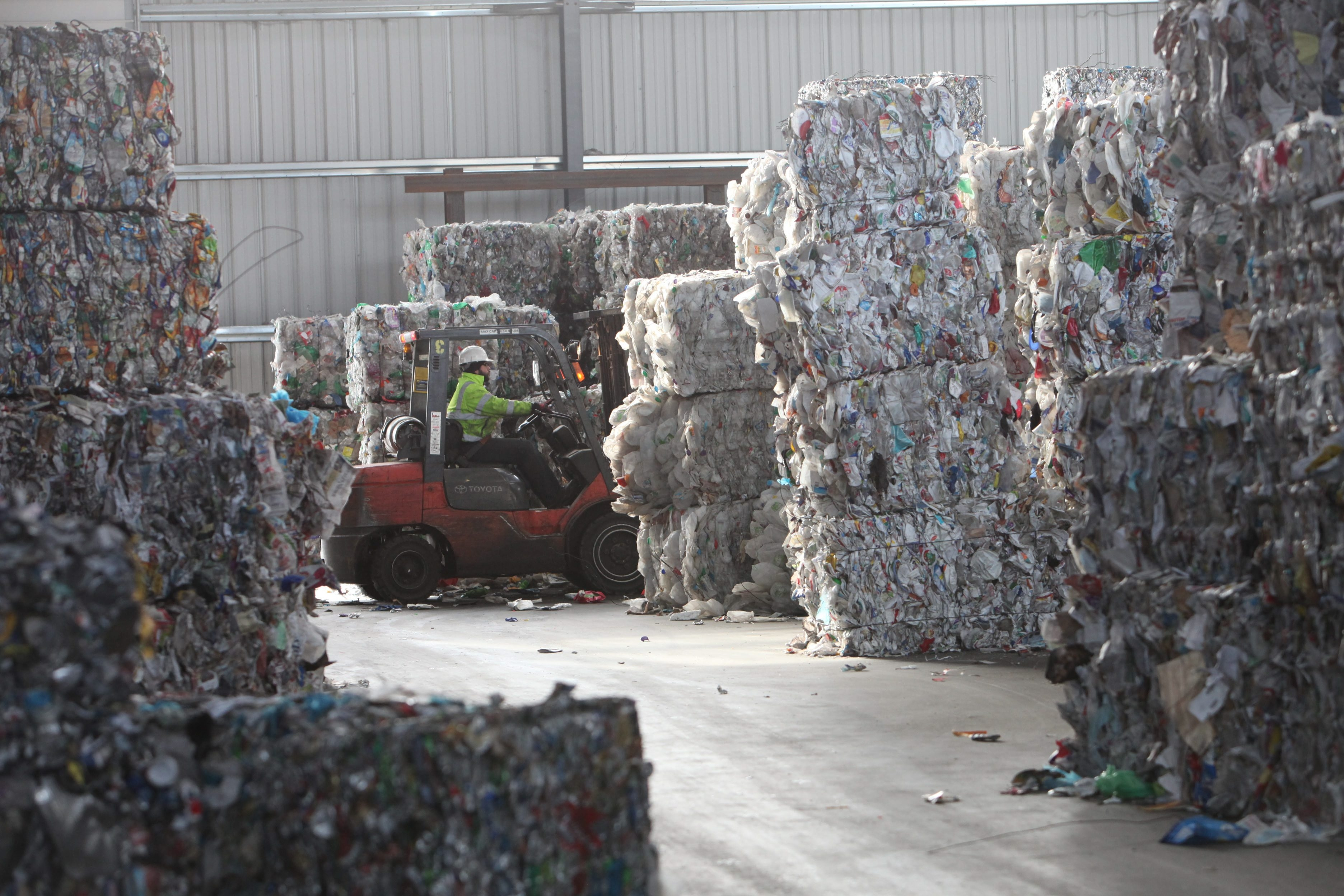 Recyclers, including Buffalo Recycling Enterprises in South Buffalo, would be much busier if community recycling rates came anywhere near the national average.
