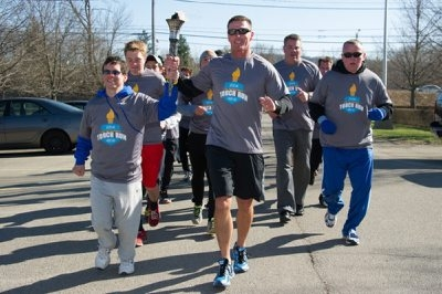 Members of local law enforcement agencies will carry the torch for the Special Olympics through Lewiston on June 2.