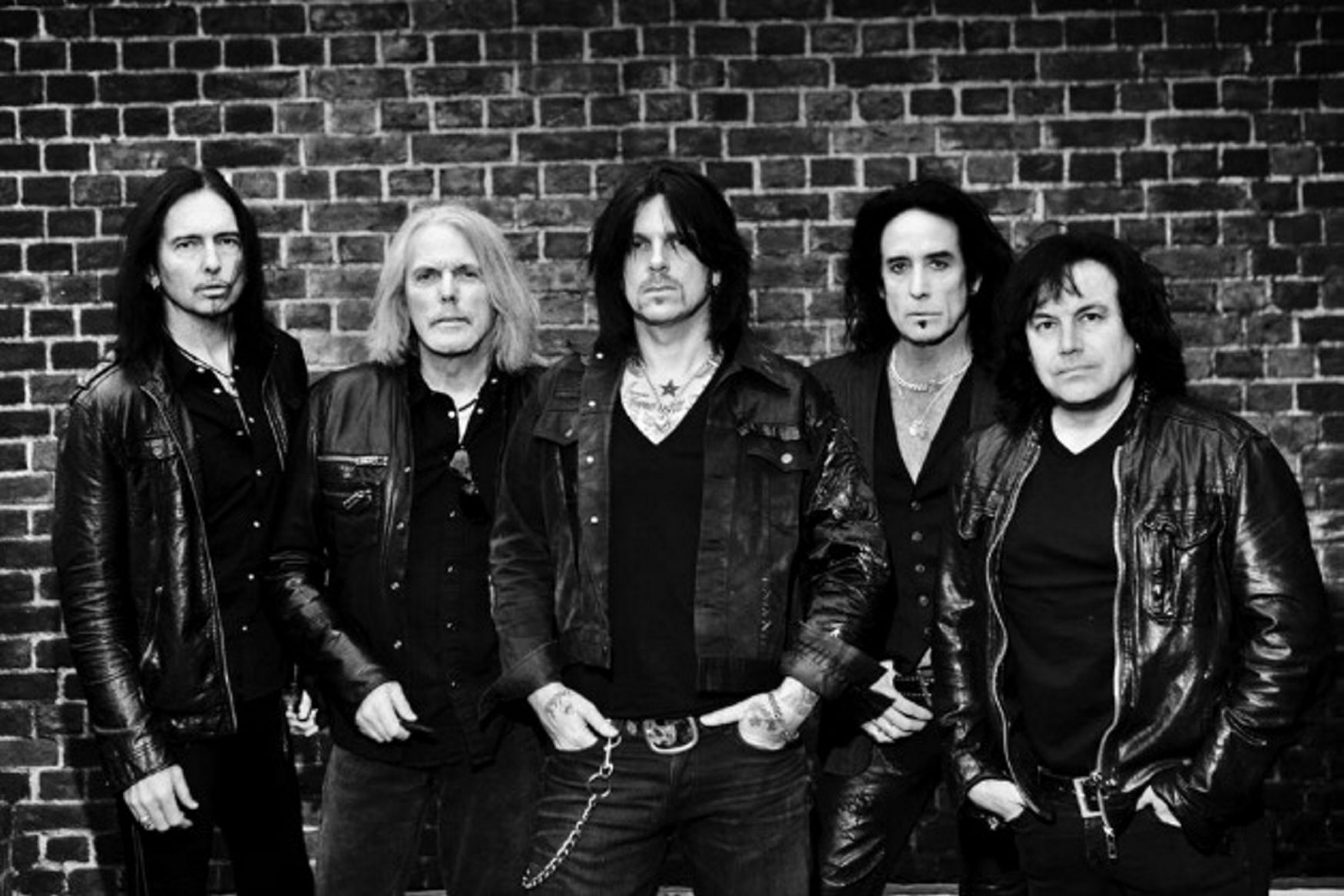 Black Star Riders perform May 25 in Buffalo Iron Works.