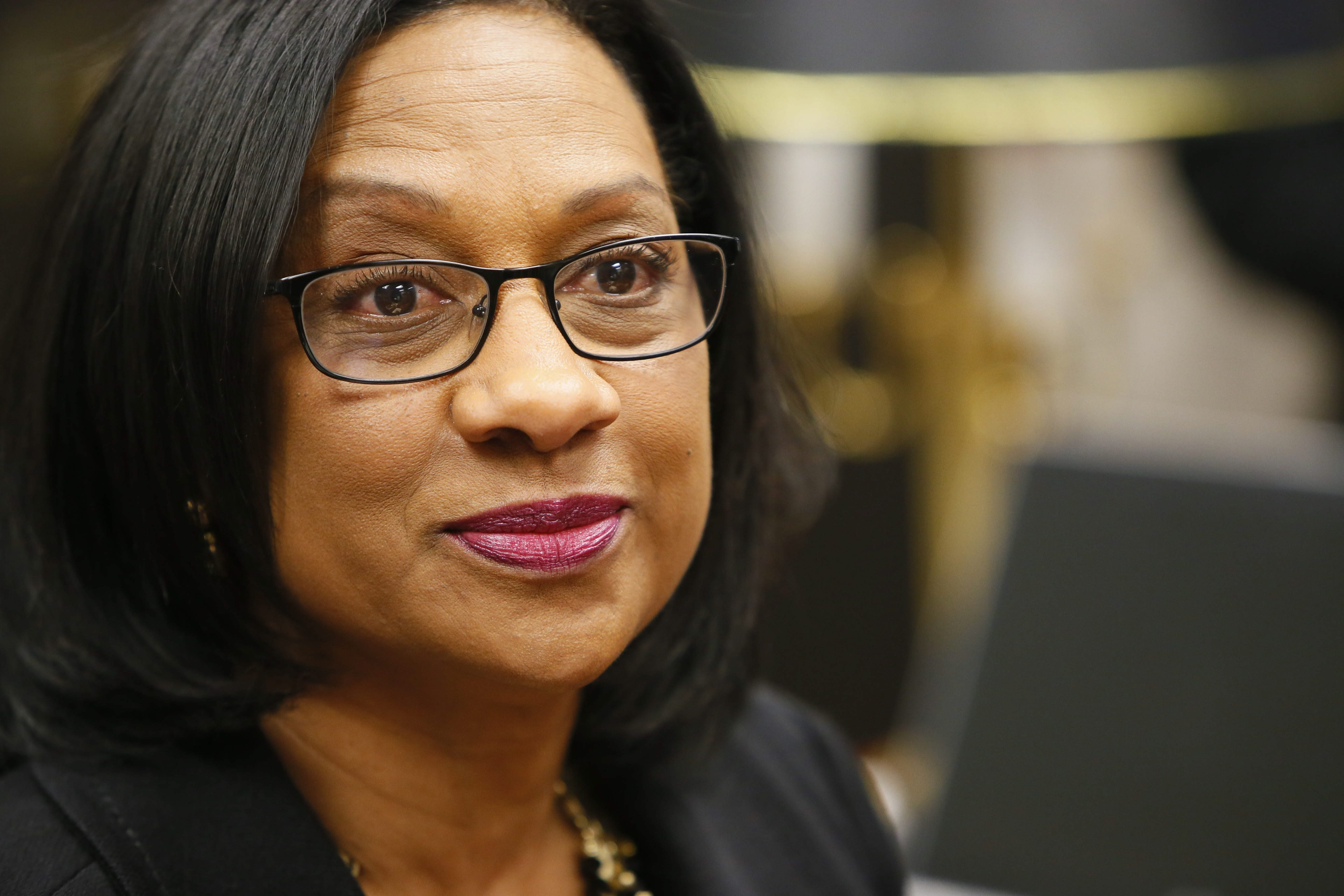 It will be worth the buyout money to have Buffalo School Superintendent Pamela Brown make a quick, quiet exit from her job. (Derek Gee/Buffalo News file photo)