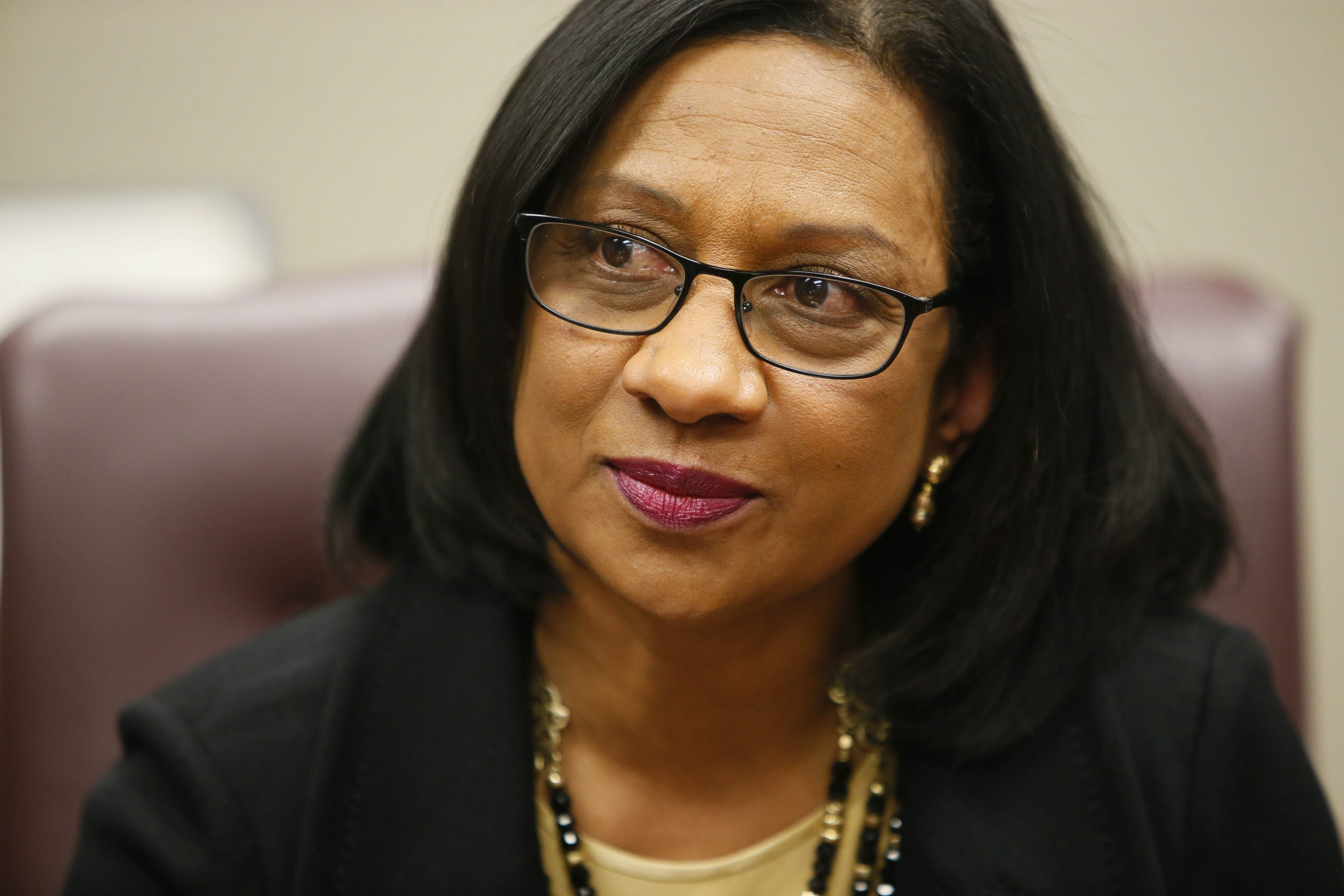 Now that Buffalo Public Schools Superintendent Pamela Brown is on her way out, discussions are under way as to who could serve as interim superintendent.  (Derek Gee/Buffalo News file photo)