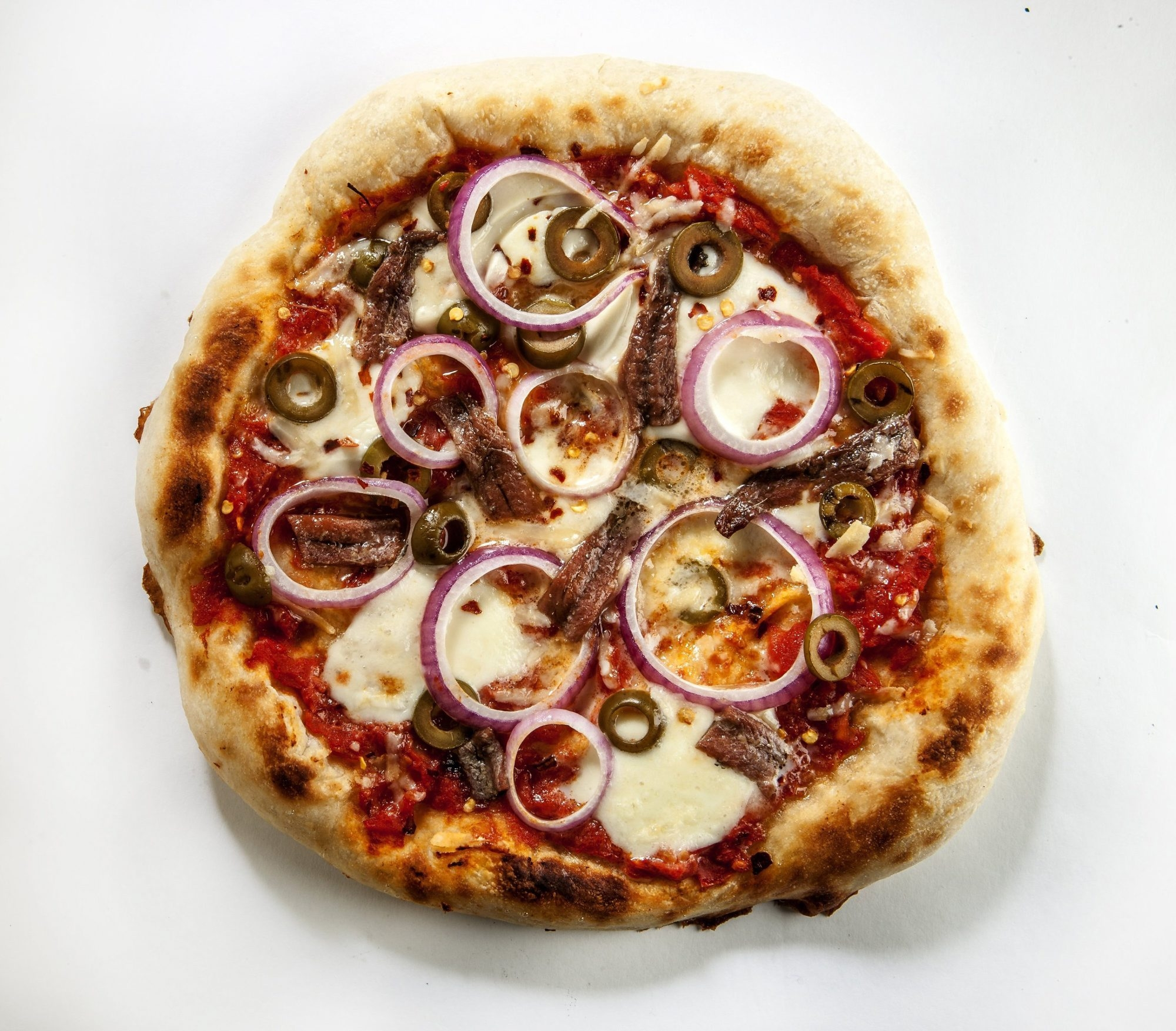 Anchovies are best known for being a pizza and salad topping, but they can bring a pop of flavor to many other dishes.