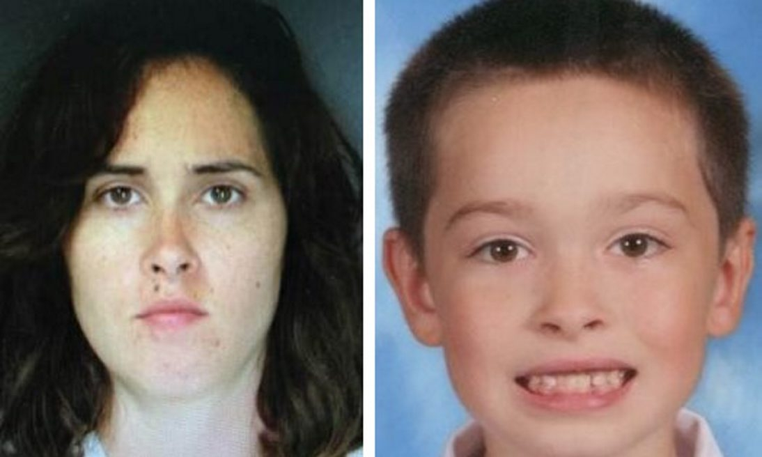 Jessica Murphy, 29, has been charged with second-degree murder in the fatal stabbing of her 8-year-old son Jacob Noe.